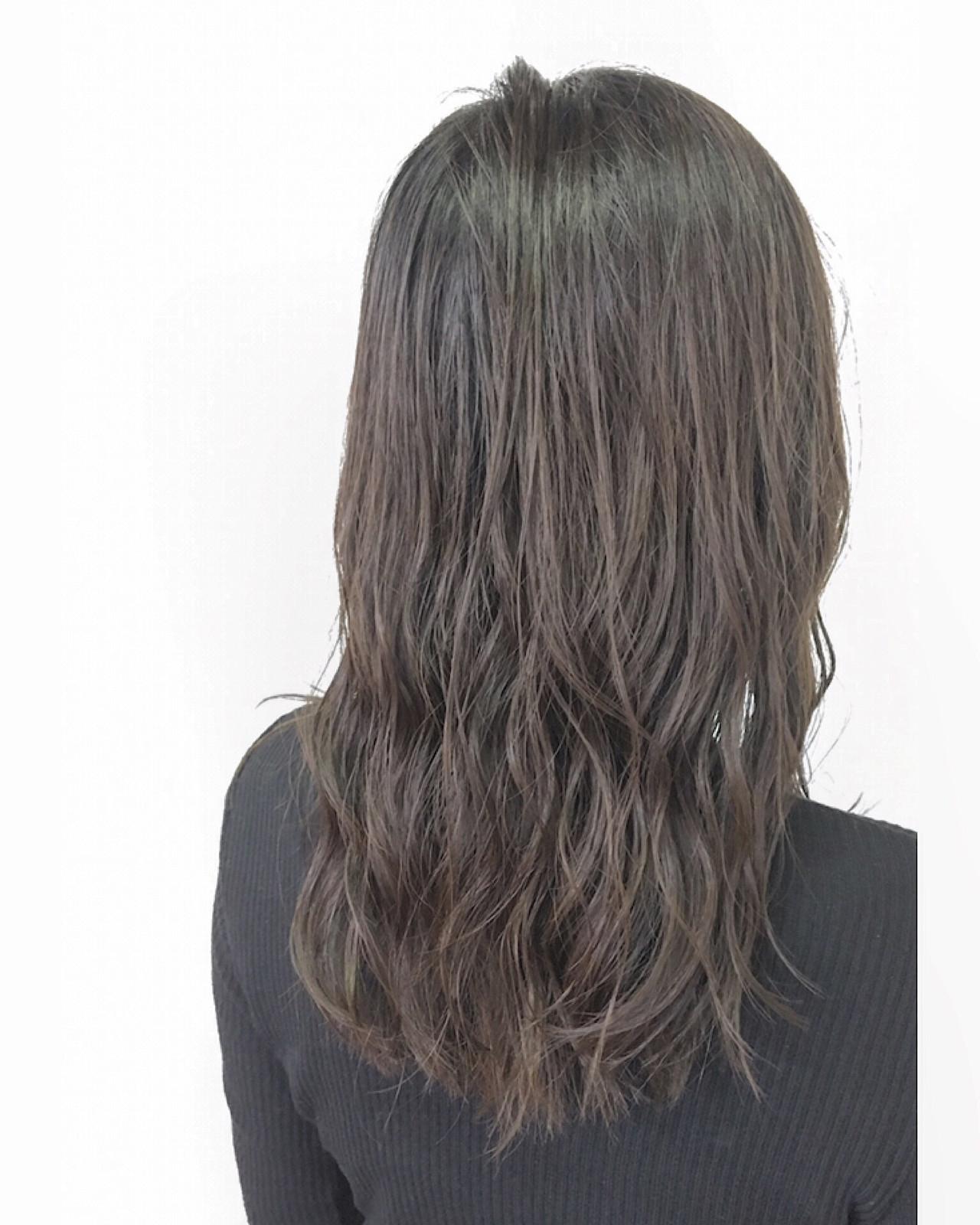 ゆるふわ 外国人風 モテ髪 ヘアアレンジ ヘアスタイルや髪型の写真・画像