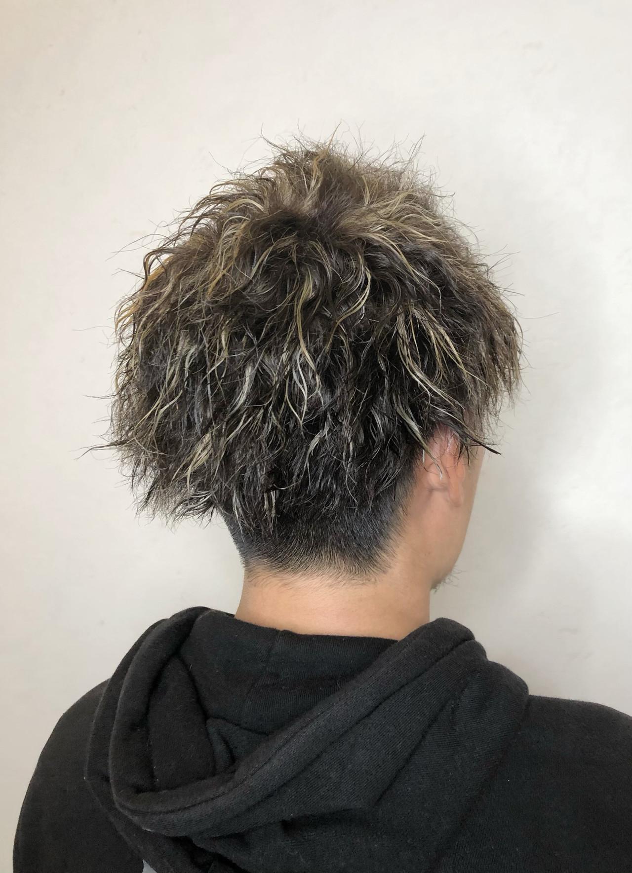 デート メンズカット ショート メンズ ヘアスタイルや髪型の写真・画像