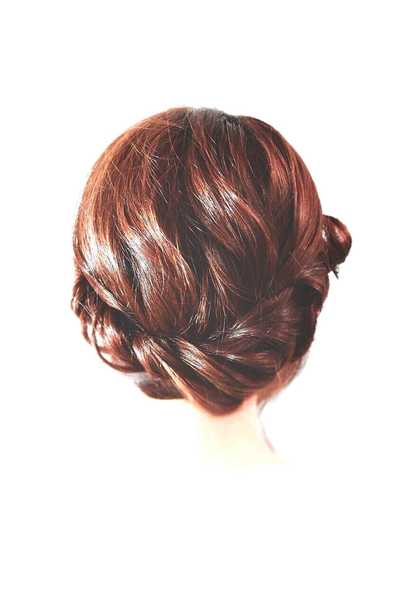 外国人風 大人かわいい フェミニン ヘアアレンジ ヘアスタイルや髪型の写真・画像