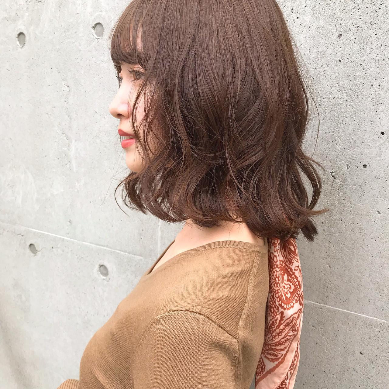 アンニュイほつれヘア ナチュラル デート 大人かわいい ヘアスタイルや髪型の写真・画像 | 伊藤愛子 GARDEN / GARDEN  omotesando