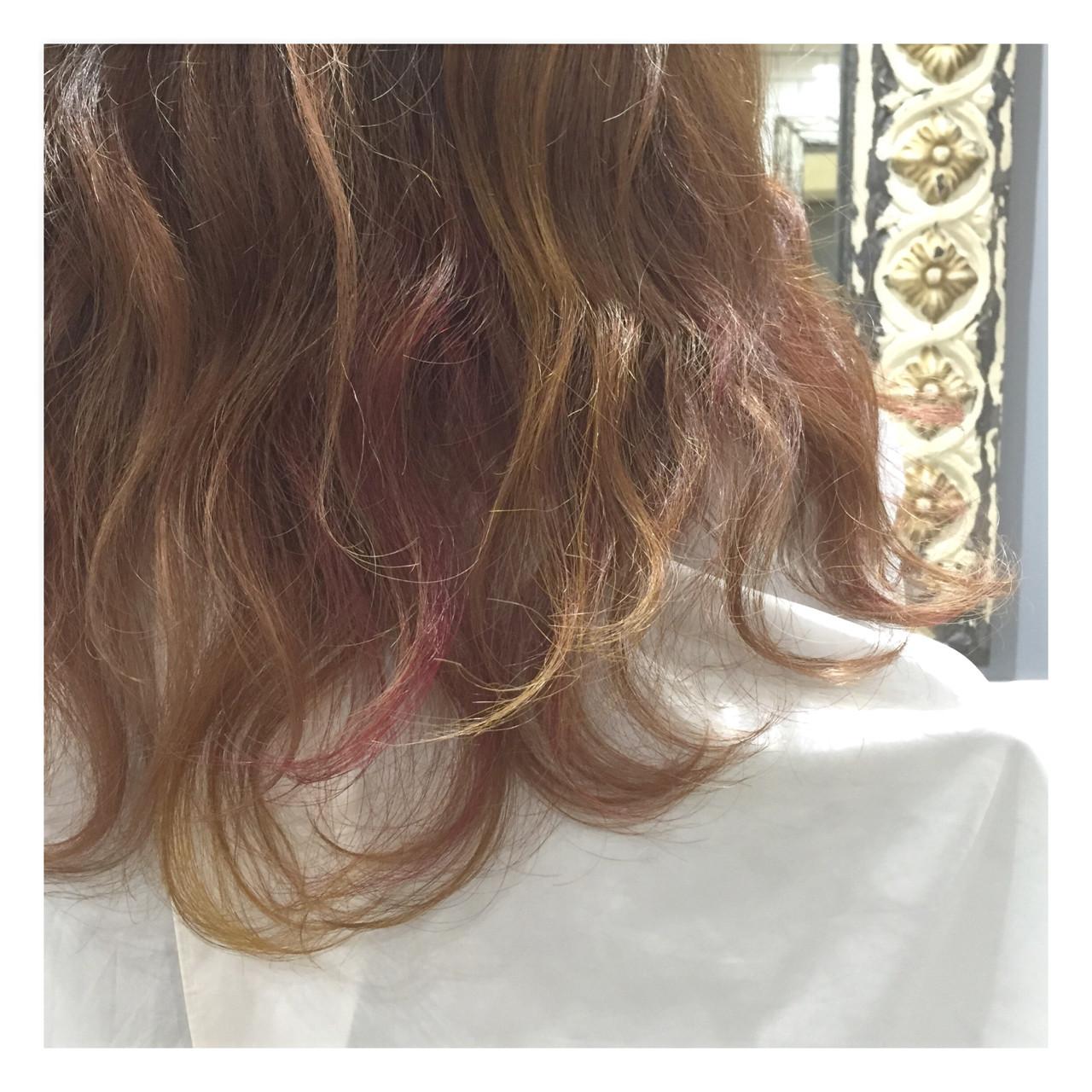 ロング アッシュ 外国人風 簡単ヘアアレンジ ヘアスタイルや髪型の写真・画像 | Aya_Acotto / Acotto La'bas
