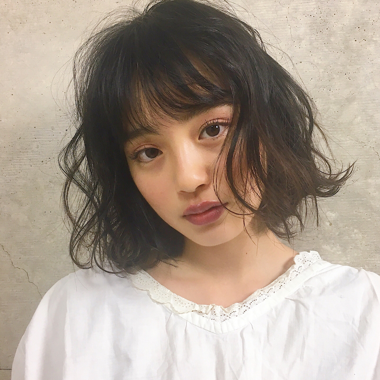 女子力 ヘアアレンジ 透明感 簡単ヘアアレンジ ヘアスタイルや髪型の写真・画像 | 井上 彩 / Luxe
