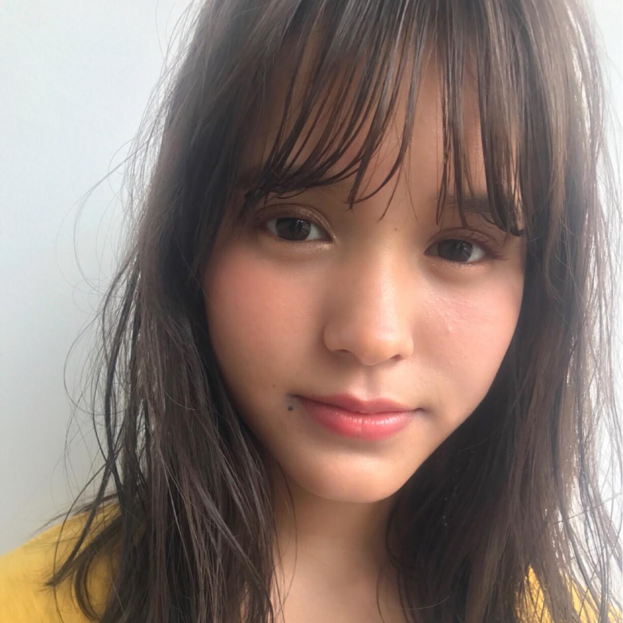 前髪あり アッシュ 外国人風 ストリート ヘアスタイルや髪型の写真・画像 | 馬橋達佳 / log