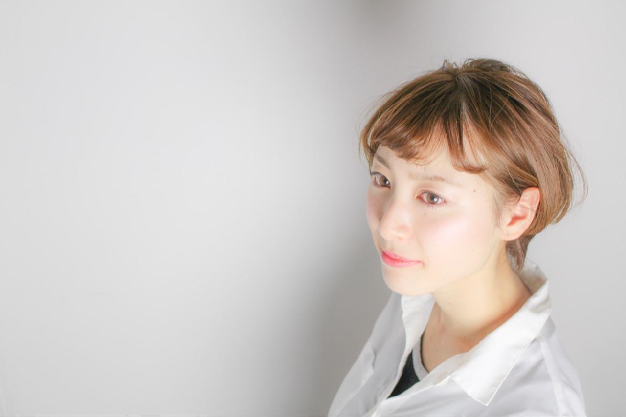 かっこいい 大人女子 イルミナカラー フェミニン ヘアスタイルや髪型の写真・画像   和田 成泰 / LAXA HAIR WORKS