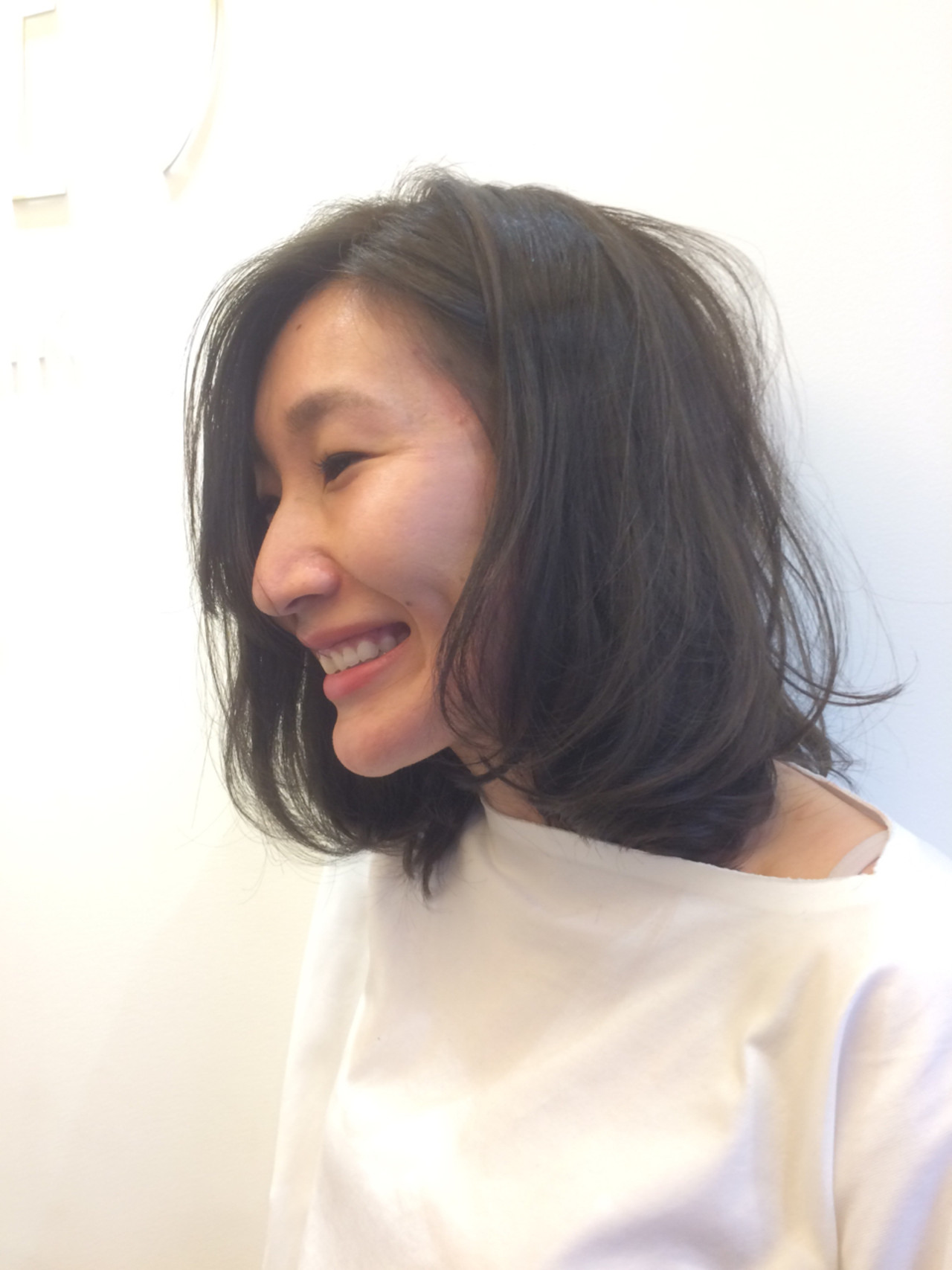 ストリート リラックス ボブ かっこいい ヘアスタイルや髪型の写真・画像 | 飯島 直彬 / SEES HAIR