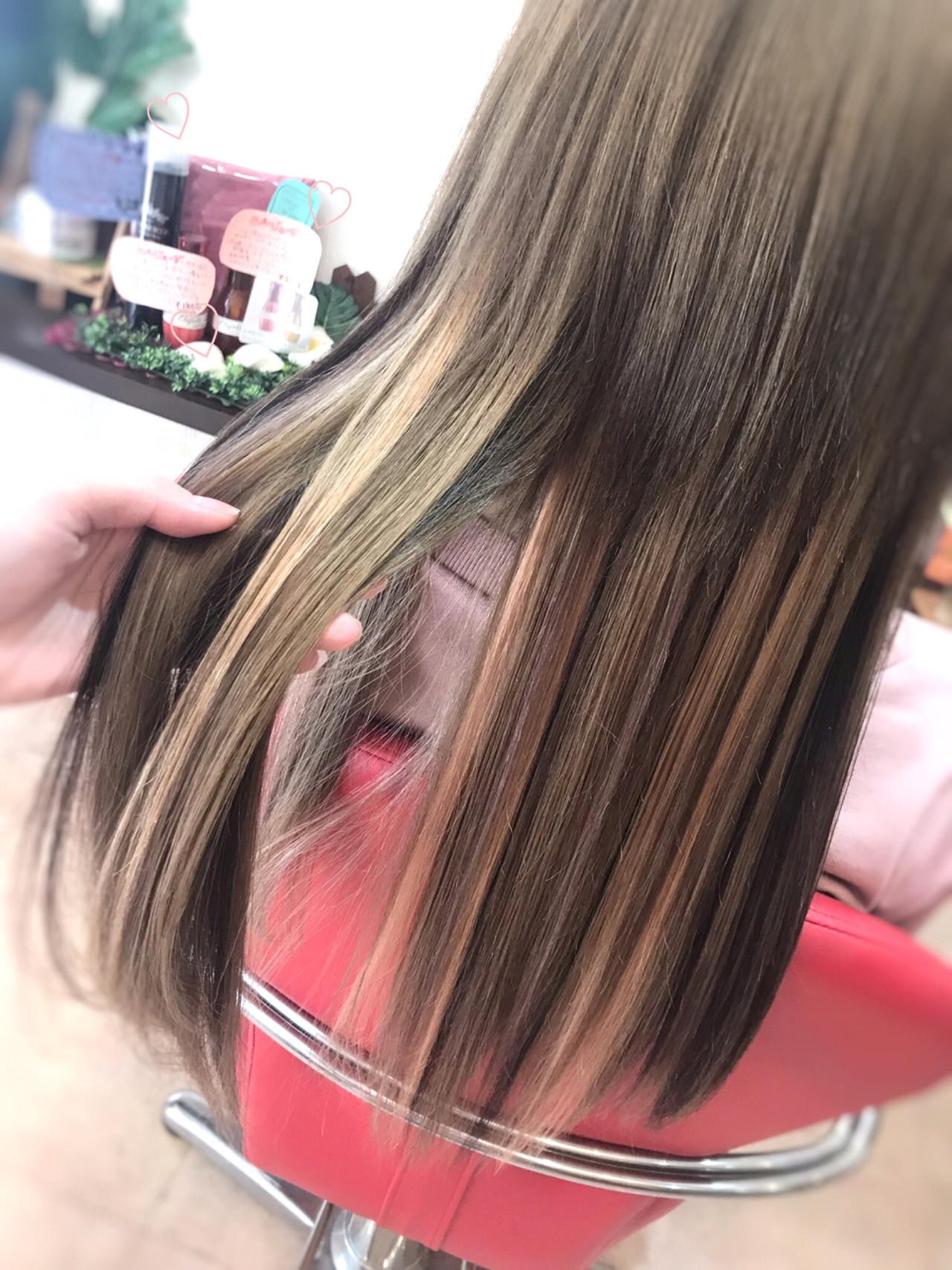 デート エクステ グラデーション ピンク ヘアスタイルや髪型の写真・画像