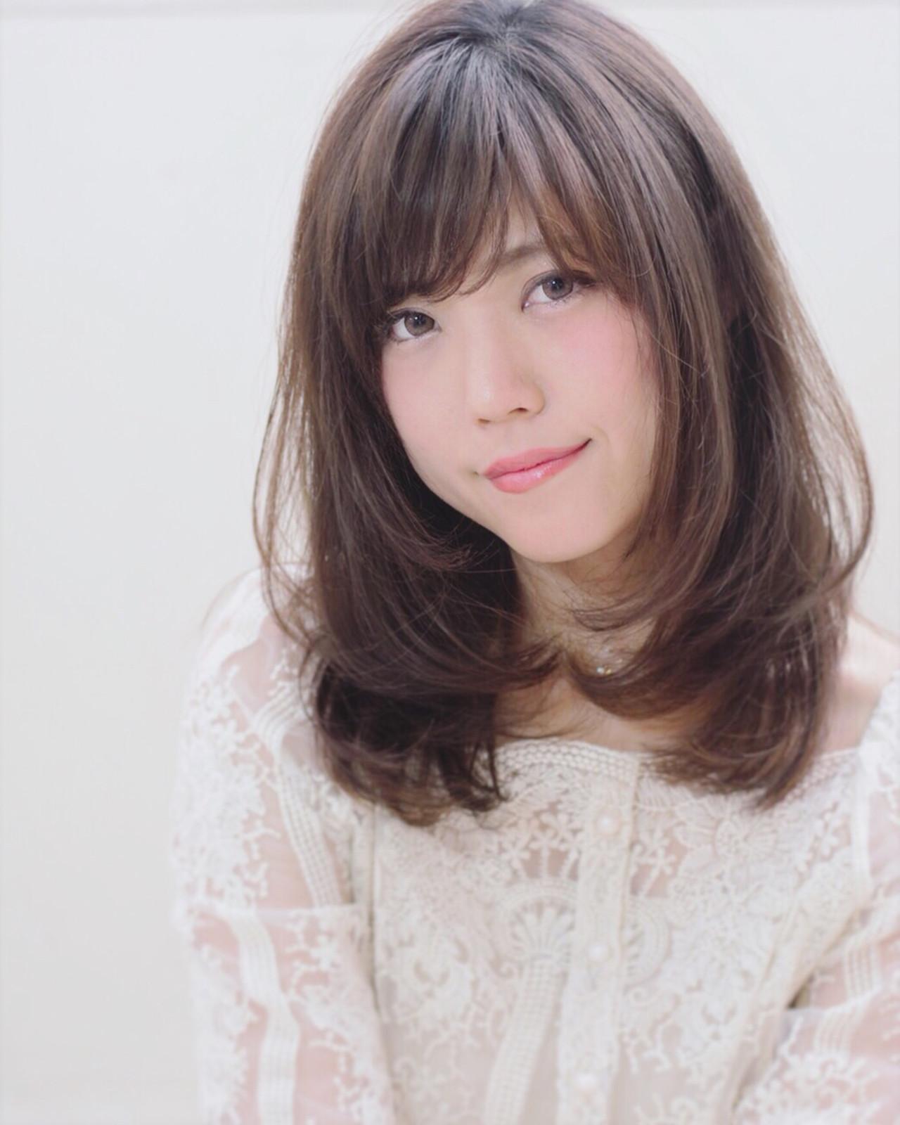 大人かわいい 外国人風カラー グレージュ 愛され ヘアスタイルや髪型の写真・画像