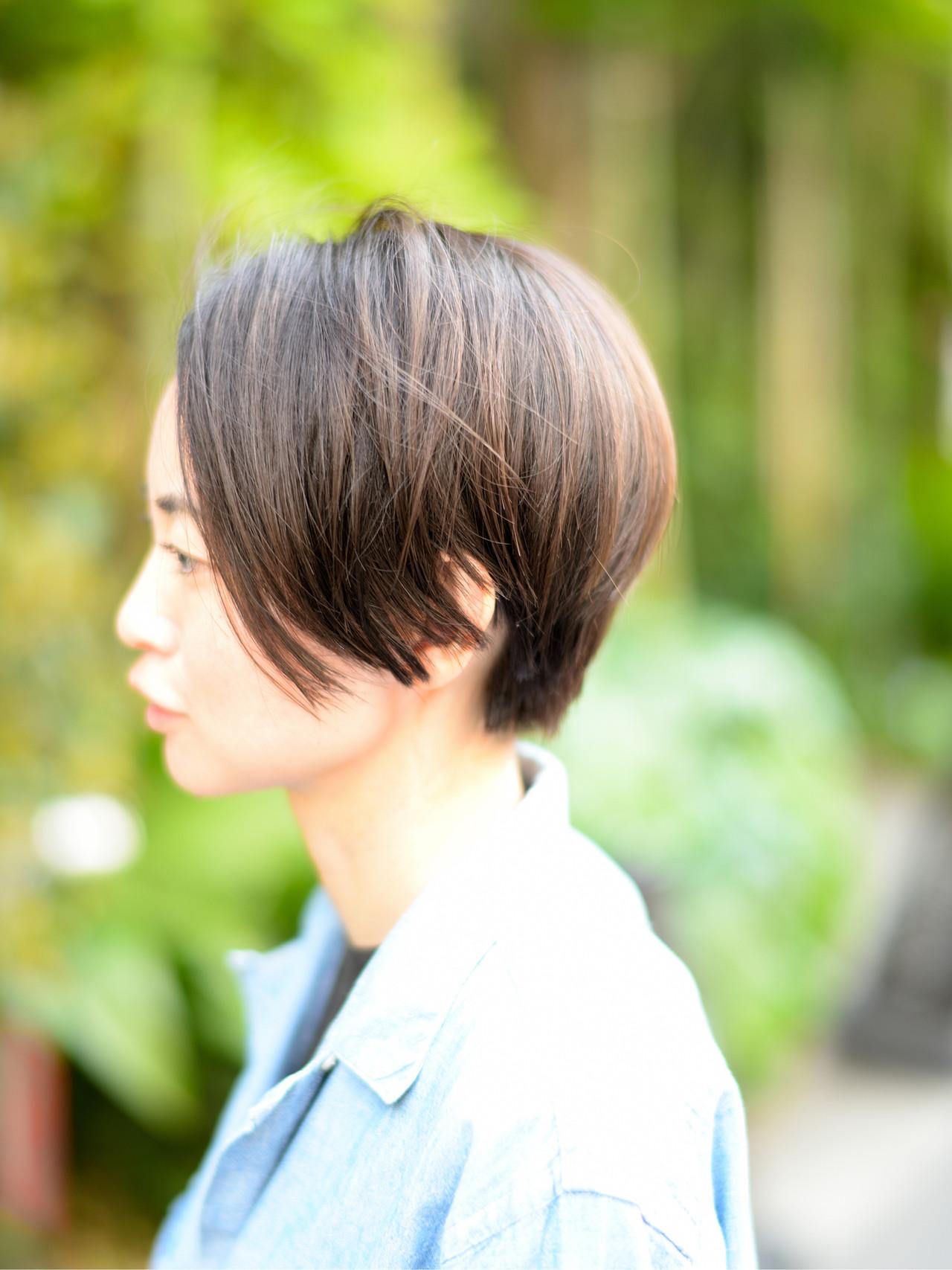スポーツ ショート アウトドア デート ヘアスタイルや髪型の写真・画像