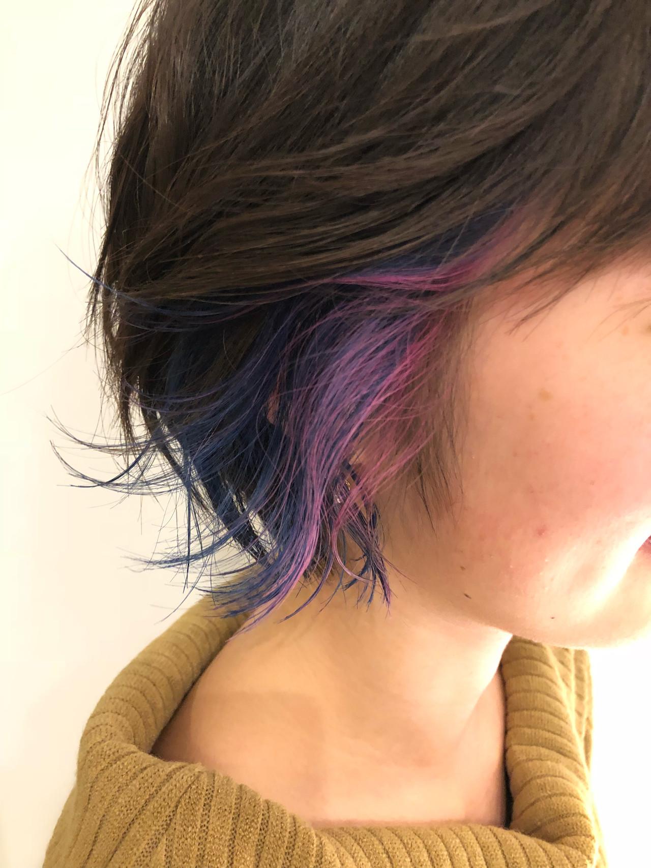 成人式 デート モード オフィス ヘアスタイルや髪型の写真・画像