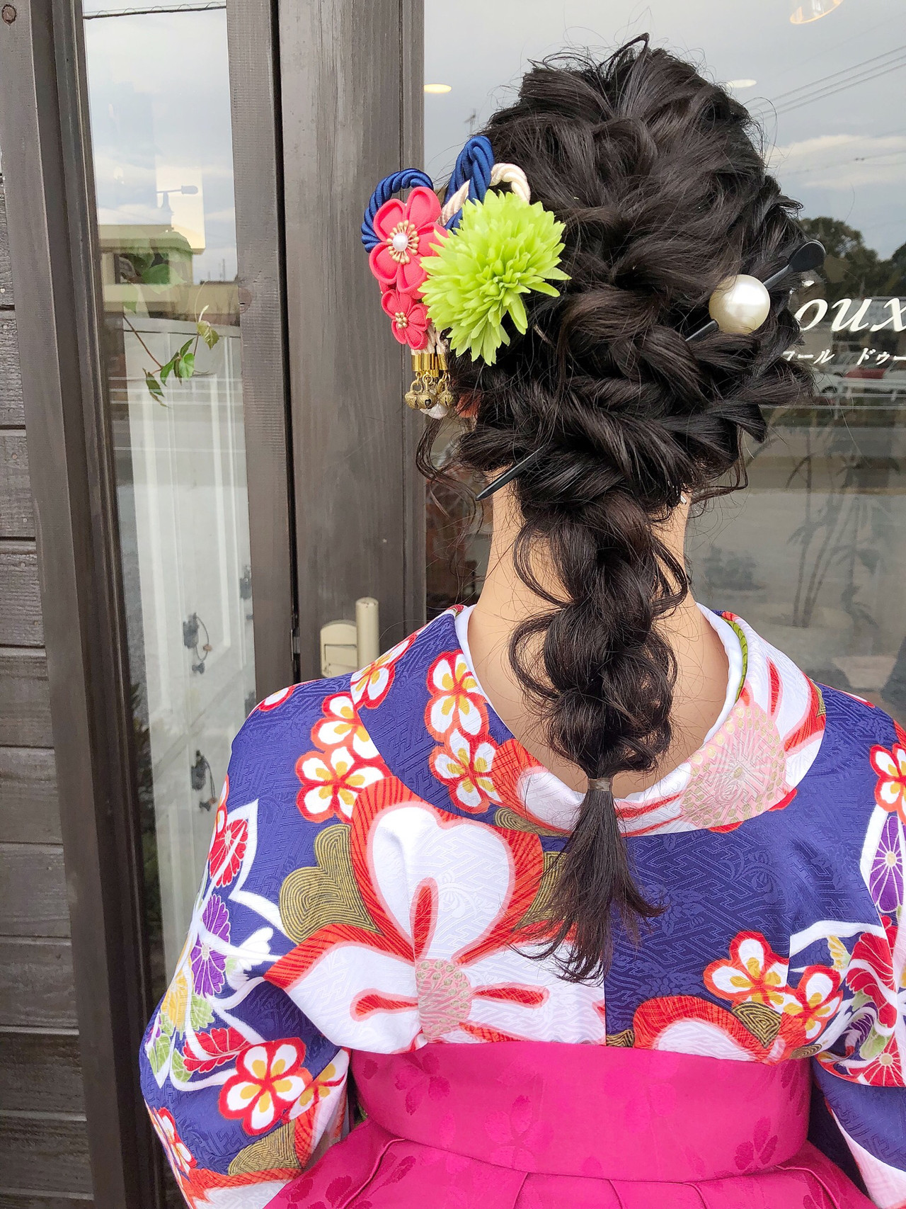 簡単ヘアアレンジ 結婚式 ヘアアレンジ デート ヘアスタイルや髪型の写真・画像