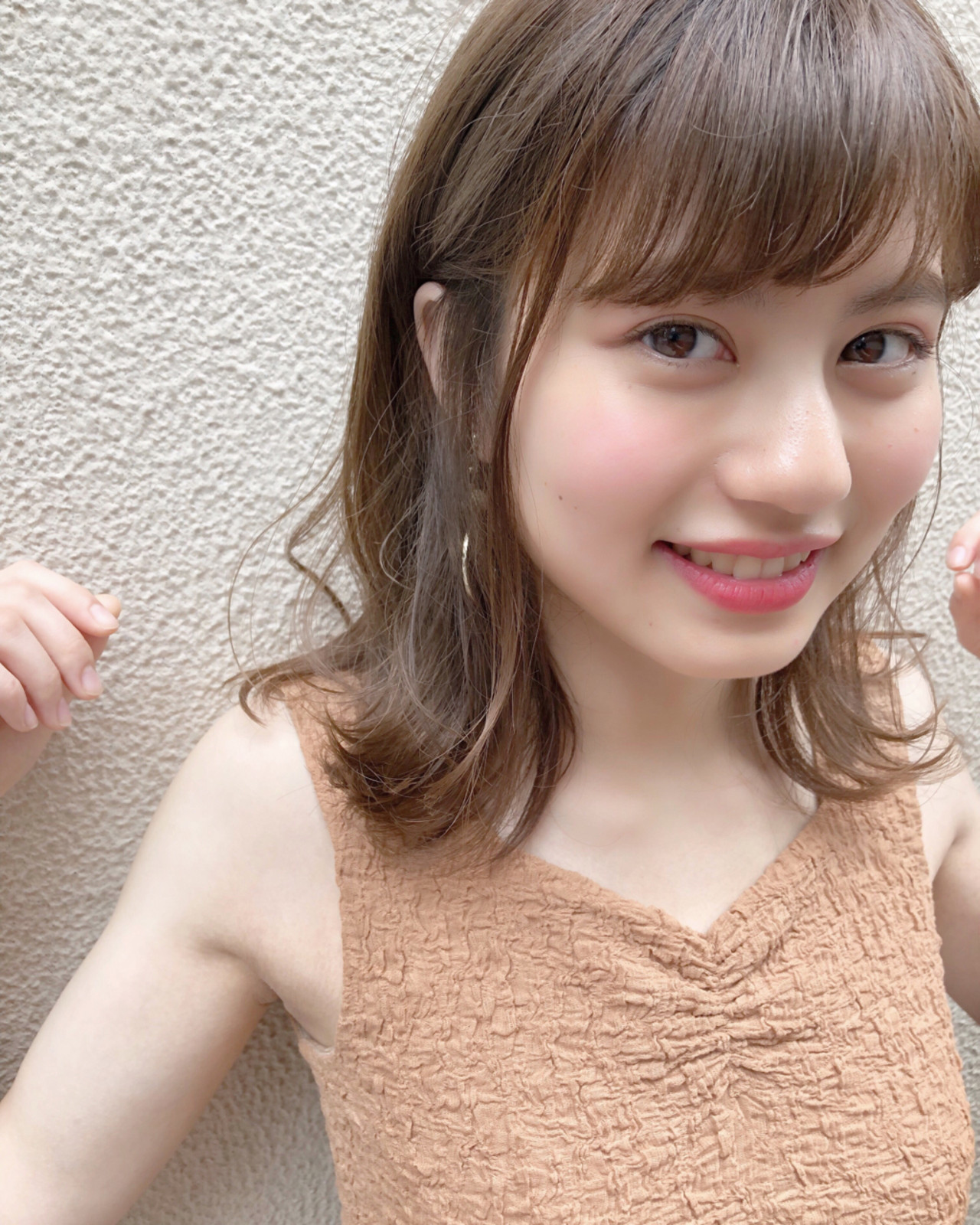 アンニュイ 透明感 ゆるふわ ナチュラル ヘアスタイルや髪型の写真・画像   ナガヤ アキラ joemi 新宿 / joemi by Un ami