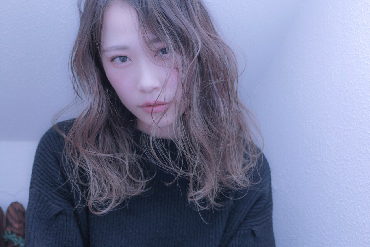 ロング ヘアアレンジ ナチュラル 撮影 ヘアスタイルや髪型の写真・画像