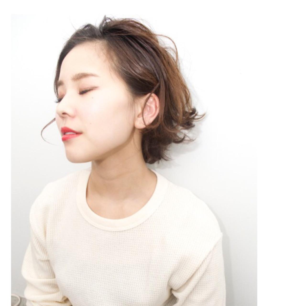 こなれ感 外ハネ 大人女子 色気 ヘアスタイルや髪型の写真・画像 | YOSUKE KOJIMA / CONO HAIR