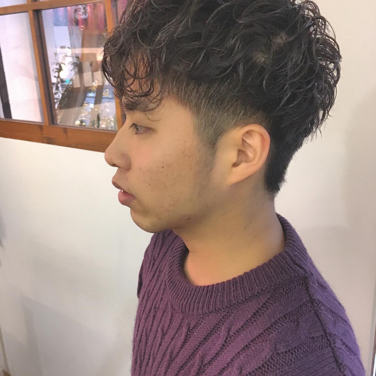 メンズショート ストリート メンズカジュアル メンズカット ヘアスタイルや髪型の写真・画像