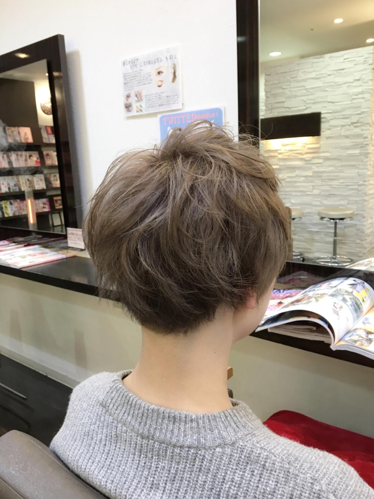 大人かわいい ストリート スモーキーカラー 小顔 ヘアスタイルや髪型の写真・画像 | 友木 清貴 / SUPERBE