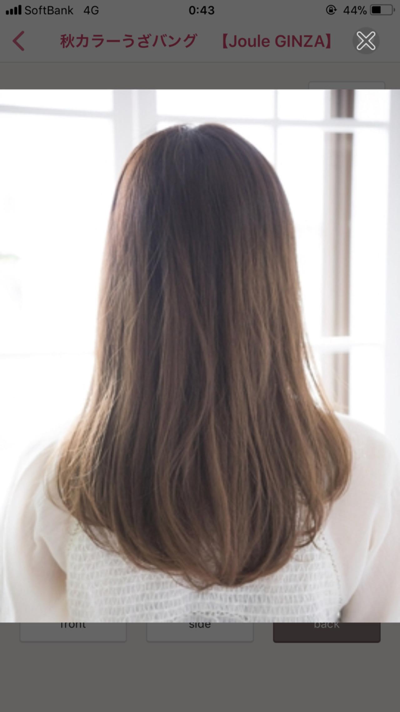 ヘアアレンジ ロング アウトドア フェミニン ヘアスタイルや髪型の写真・画像