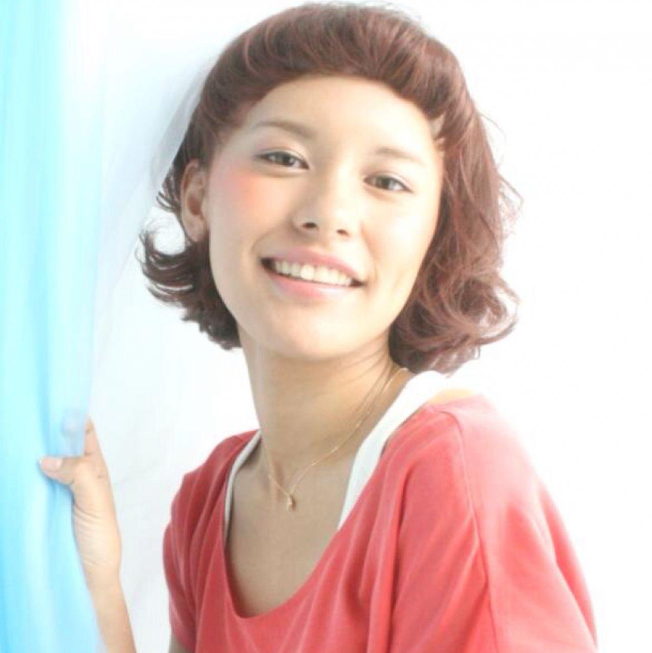 愛され コンサバ モテ髪 ナチュラル ヘアスタイルや髪型の写真・画像