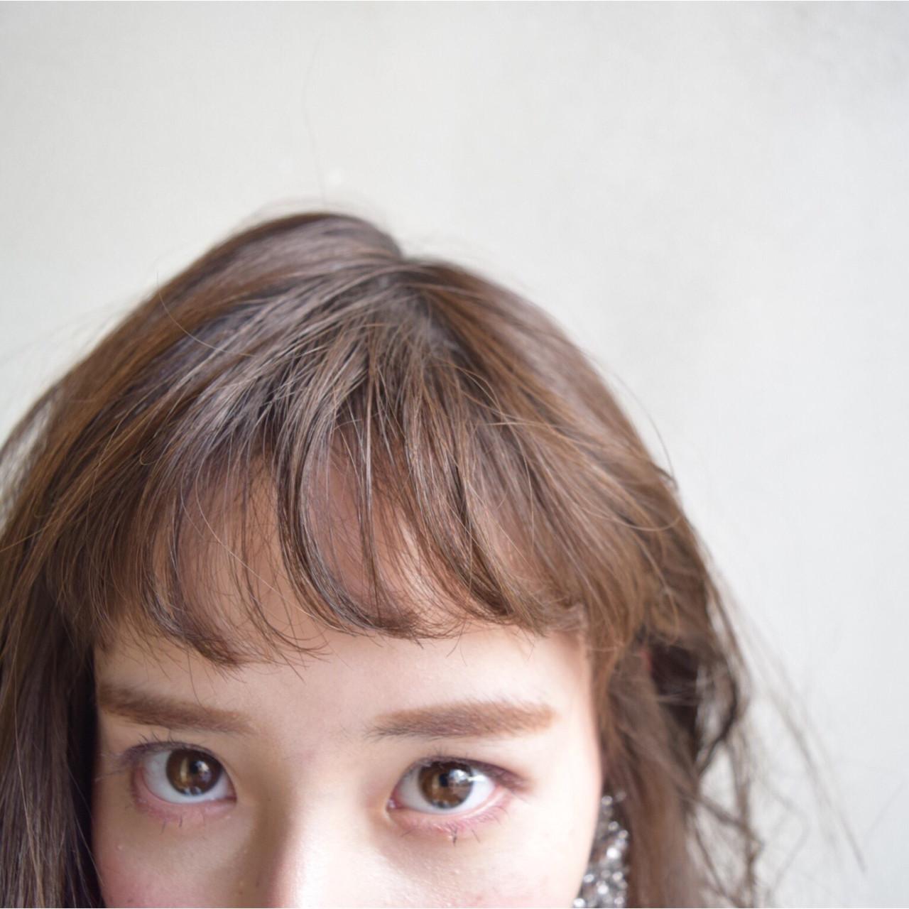 涼しげ ヘアアレンジ スポーツ セミロング ヘアスタイルや髪型の写真・画像