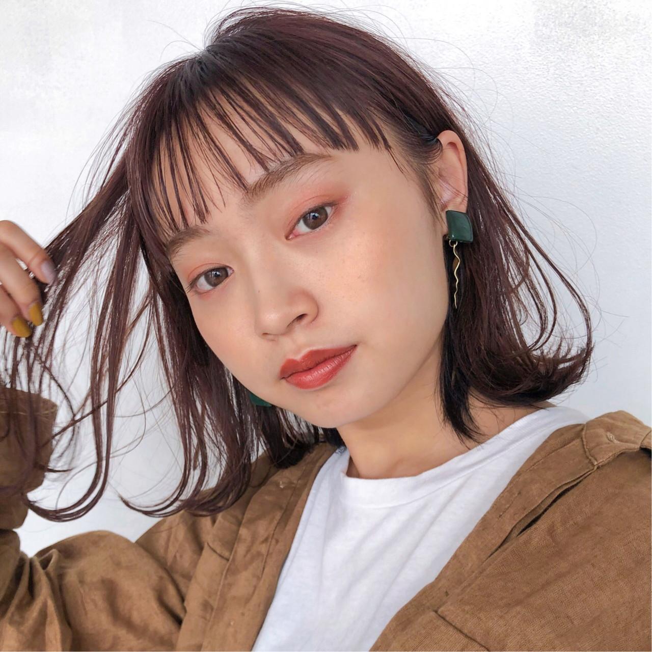 パーティー ヘアアレンジ 簡単ヘアアレンジ ボブ ヘアスタイルや髪型の写真・画像 | GARDEN harajuku 塩見 / GARDEN harajuku