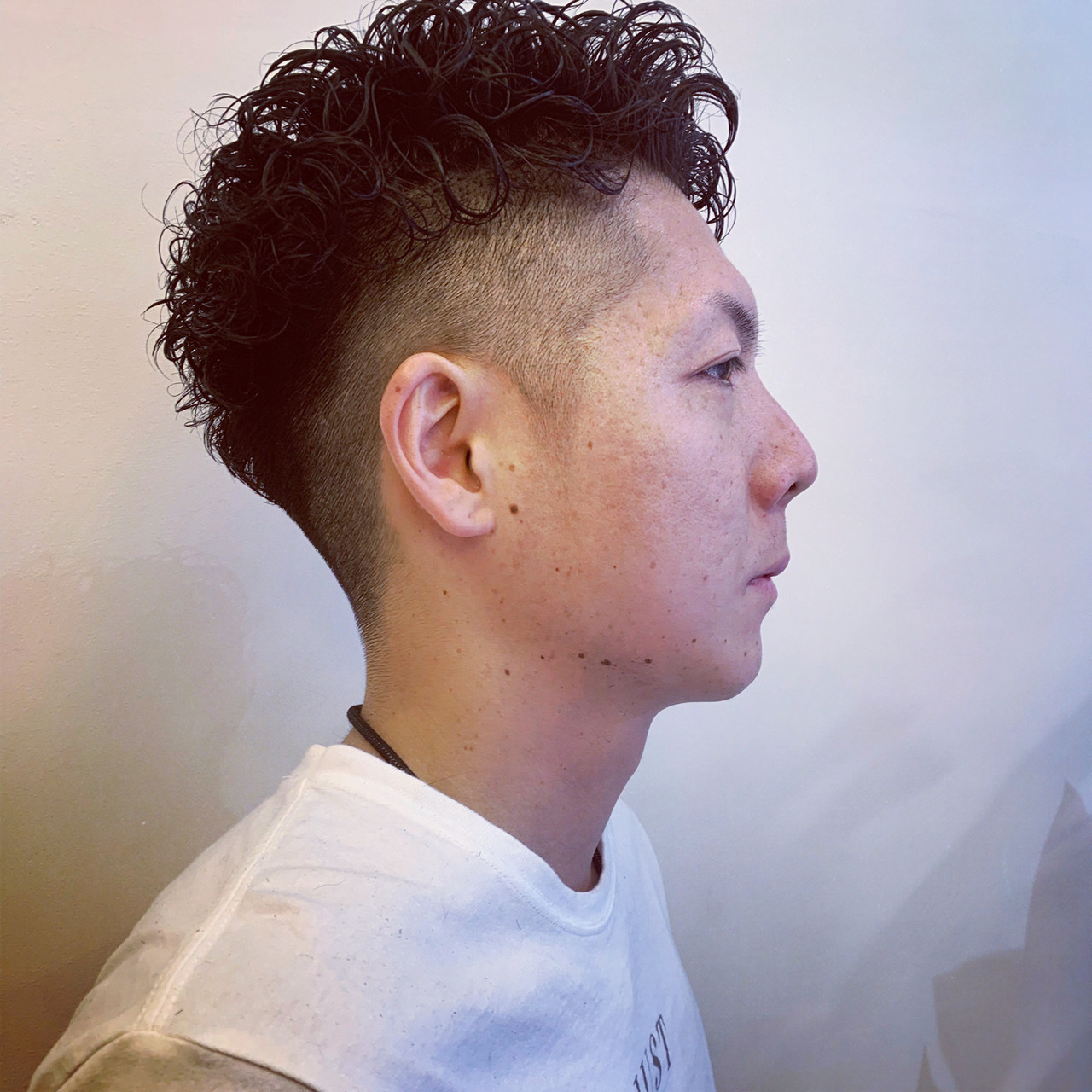 オフィス スポーツ ストリート ショート ヘアスタイルや髪型の写真・画像 | 飯島 直彬 / SEES HAIR