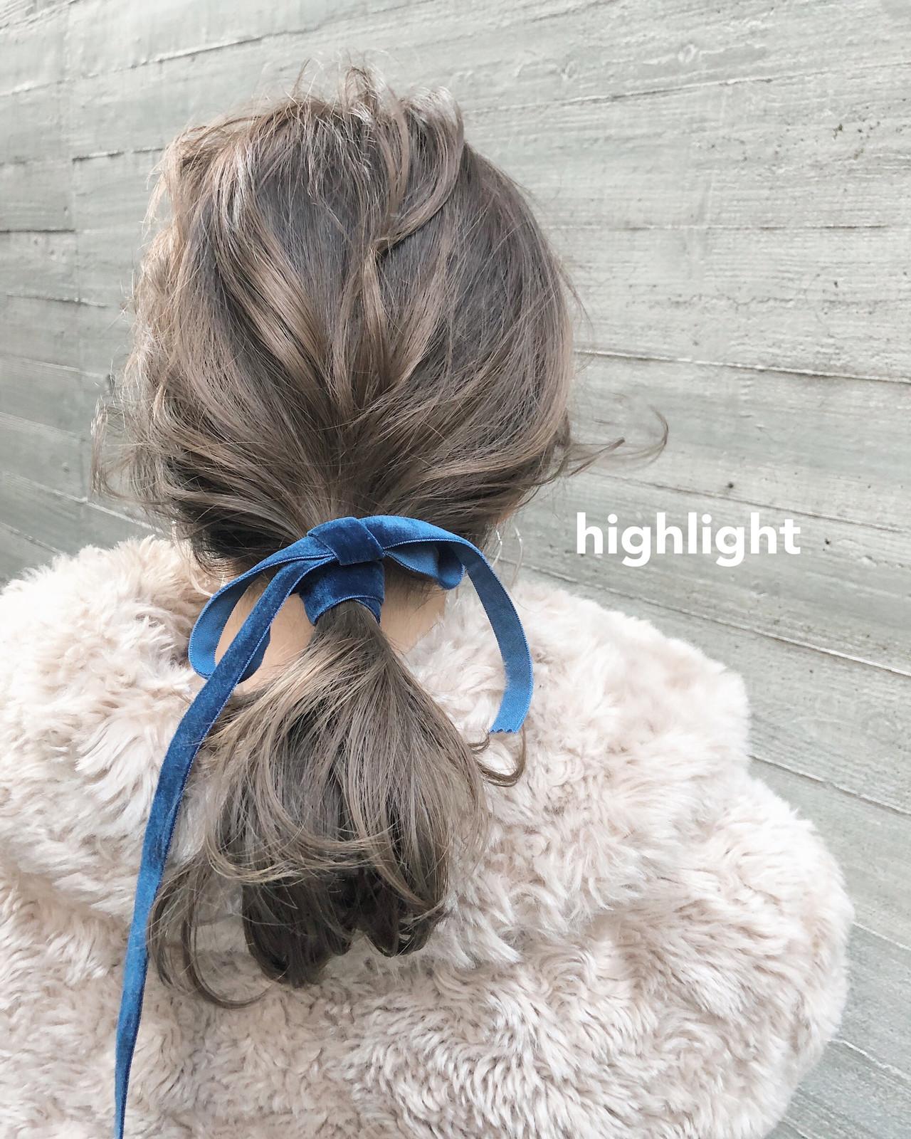 簡単ヘアアレンジ アンニュイほつれヘア 大人かわいい ガーリー ヘアスタイルや髪型の写真・画像