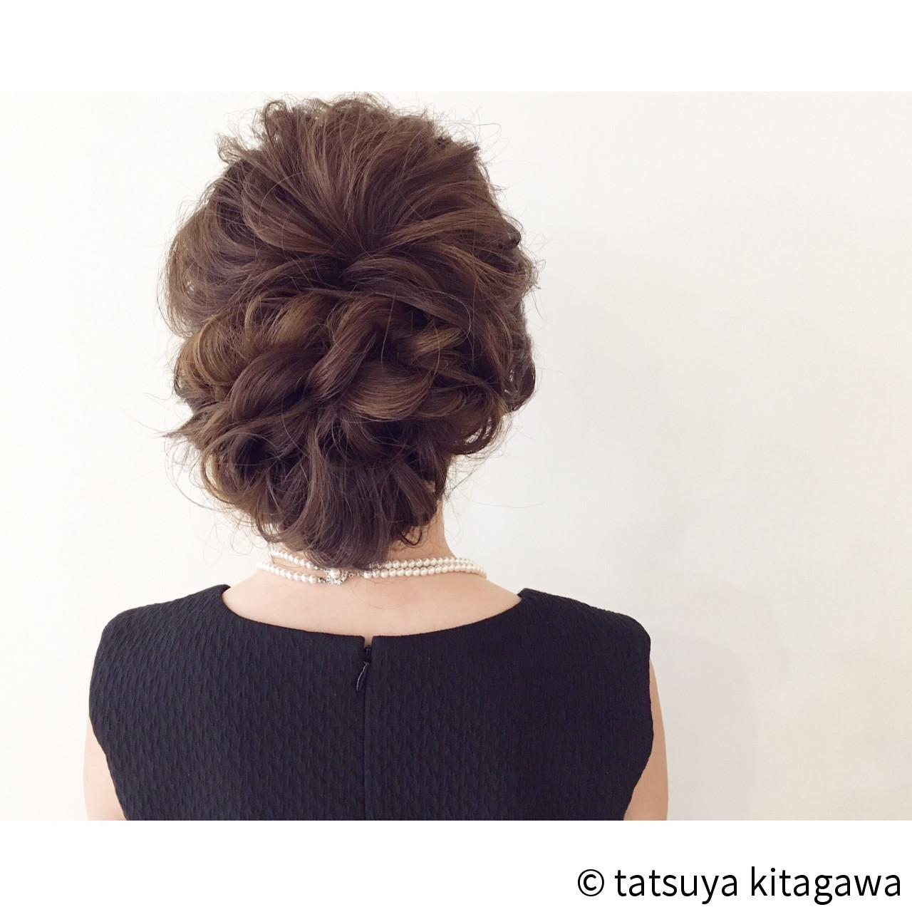 二次会 結婚式 外国人風 ヘアアレンジ ヘアスタイルや髪型の写真・画像 | tatsuya kitagawa / clarity 京都駅前本店