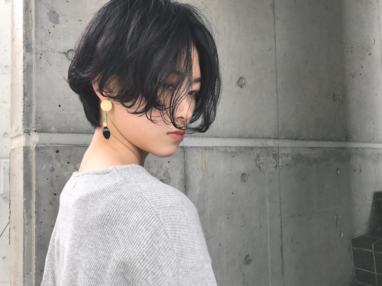 髪型に迷ったら、こなれ黒髪に挑戦!厳選10スタイルをご紹介♡  Daichi shimazu  hairsalon M 新宿