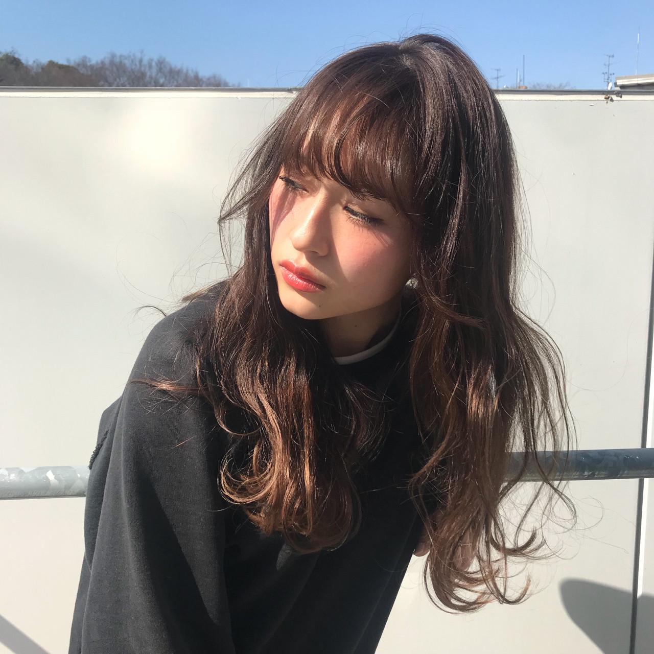 ゆるふわ ヘアアレンジ 謝恩会 ミディアム ヘアスタイルや髪型の写真・画像 | 佐々木拓巳 / GARDEN harajuku