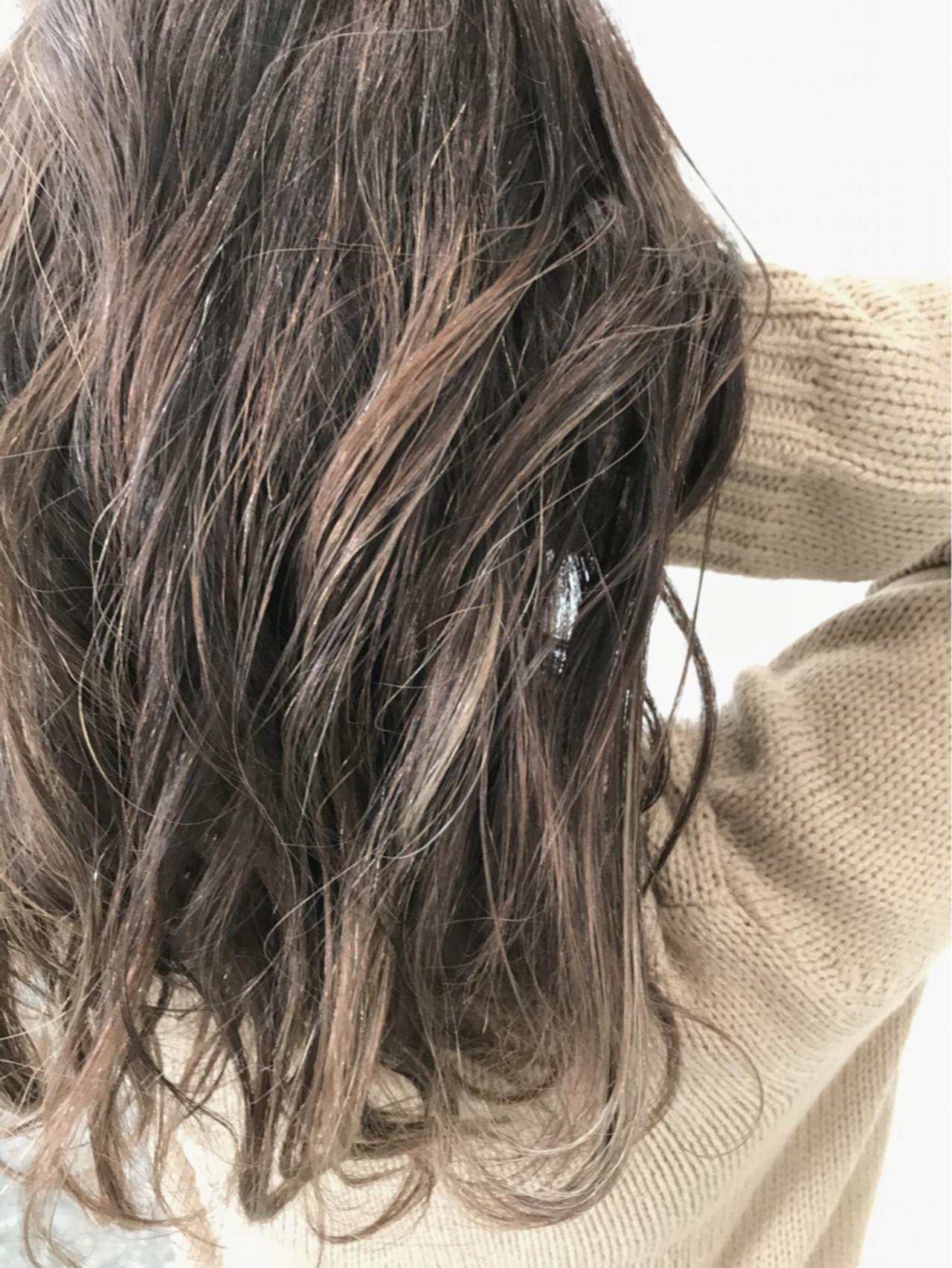外ハネ 上品 エレガント ロング ヘアスタイルや髪型の写真・画像