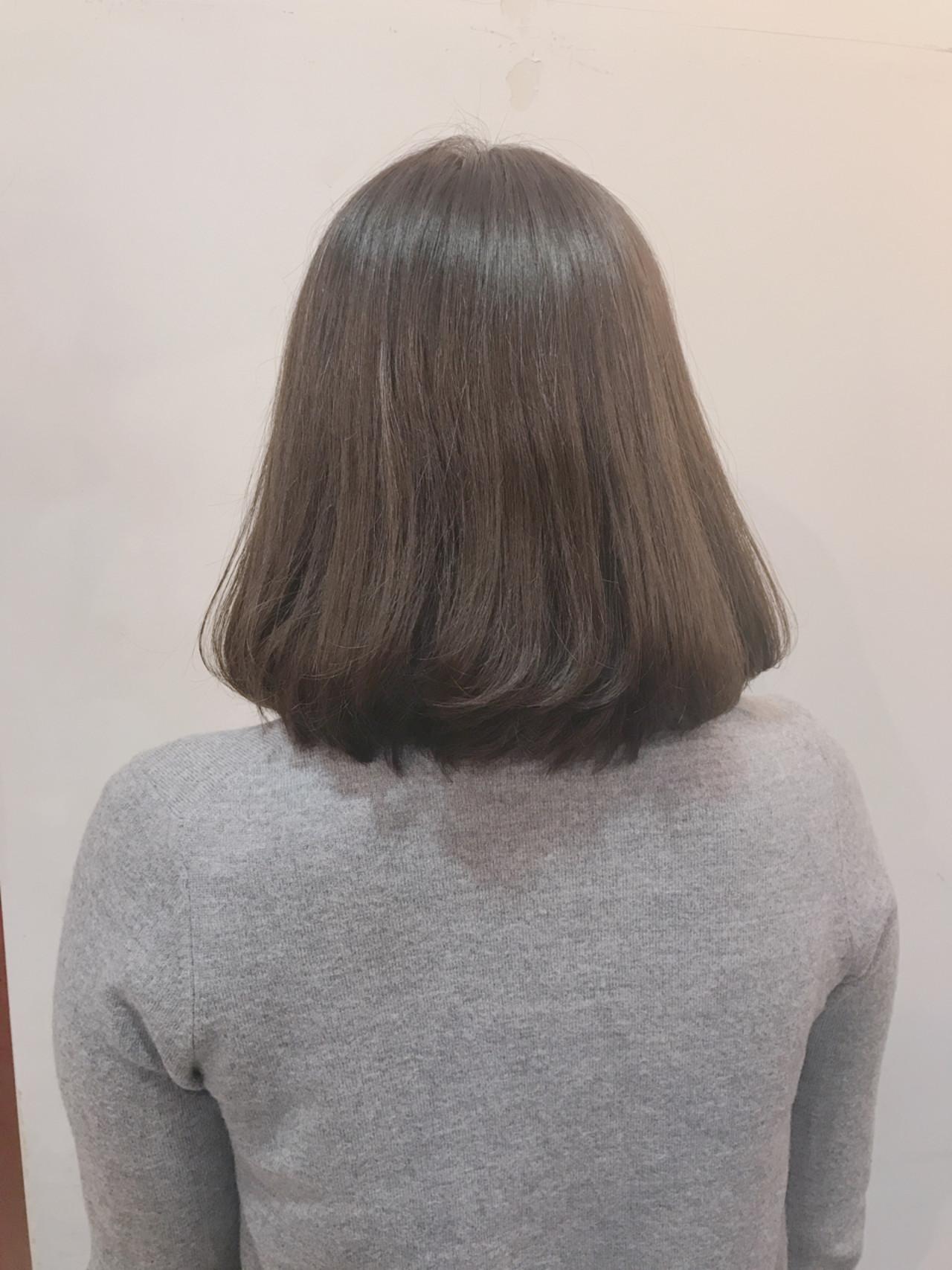 結婚式 フェミニン ボブ 成人式 ヘアスタイルや髪型の写真・画像