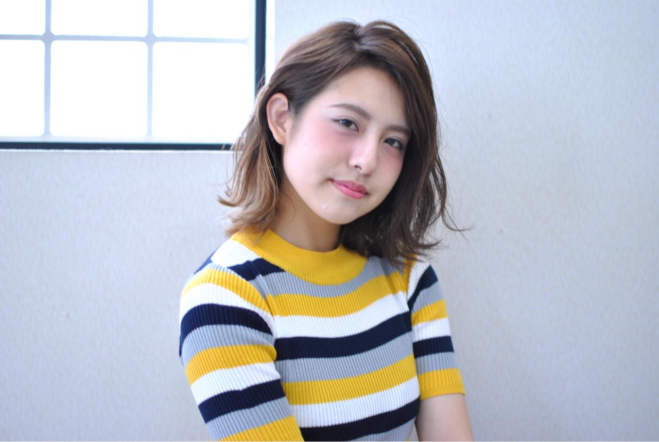 ストリート ハイライト 外国人風 アッシュ ヘアスタイルや髪型の写真・画像 | ワタナベ / Hair make  Rin