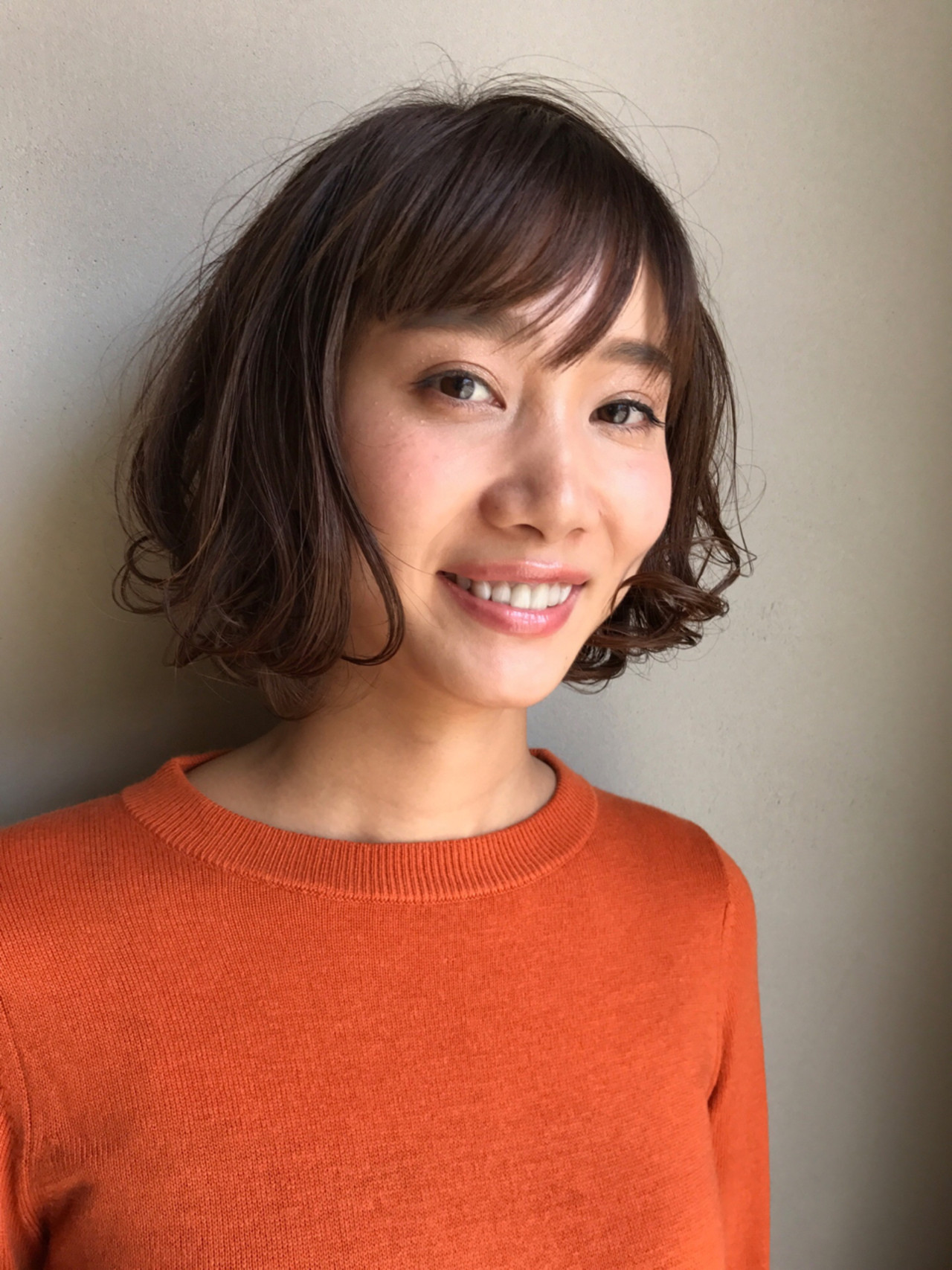 フェミニン ボブ オフィス ヘアアレンジ ヘアスタイルや髪型の写真・画像