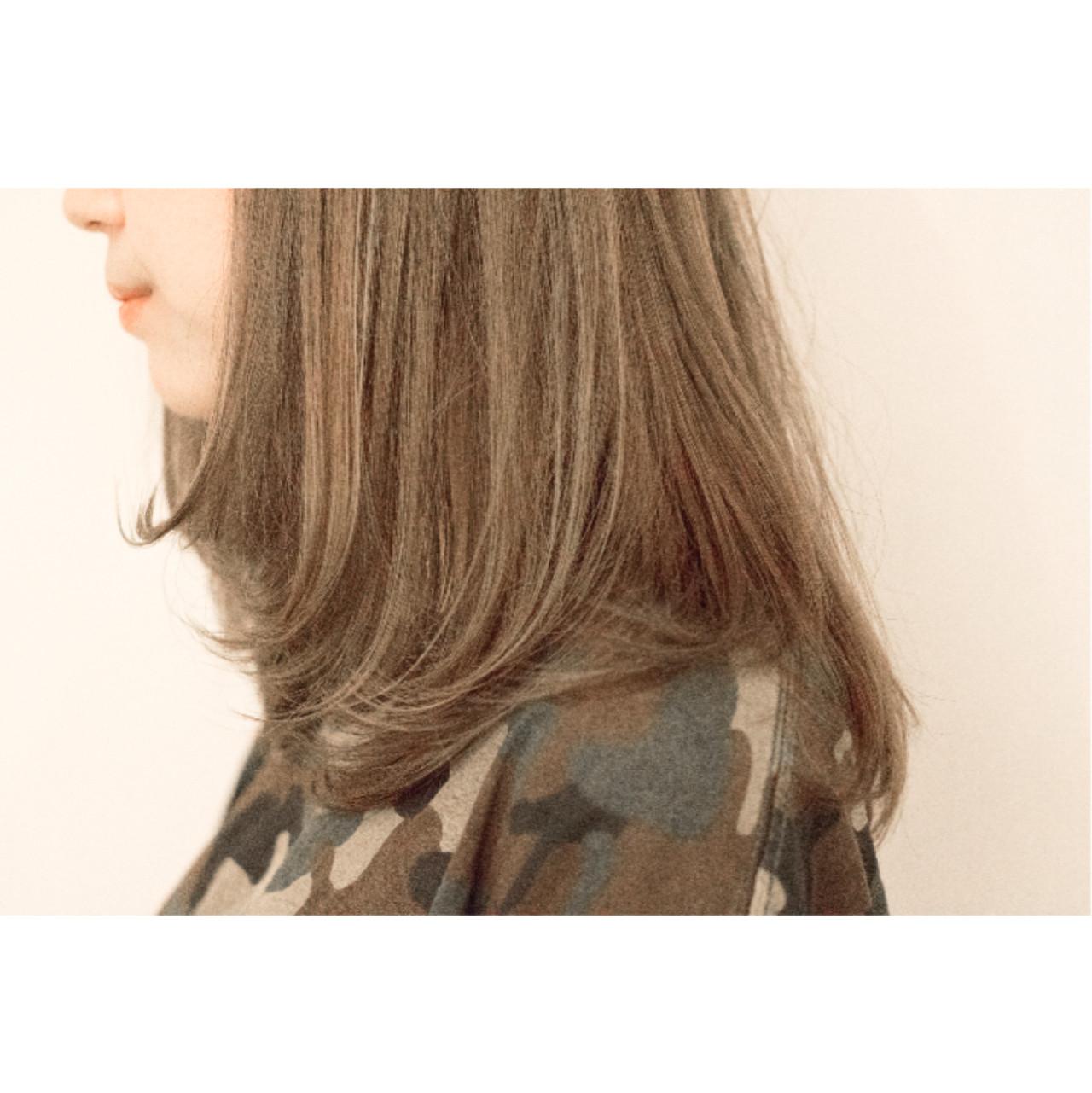 ブリーチ ストリート ハイライト 似合わせ ヘアスタイルや髪型の写真・画像