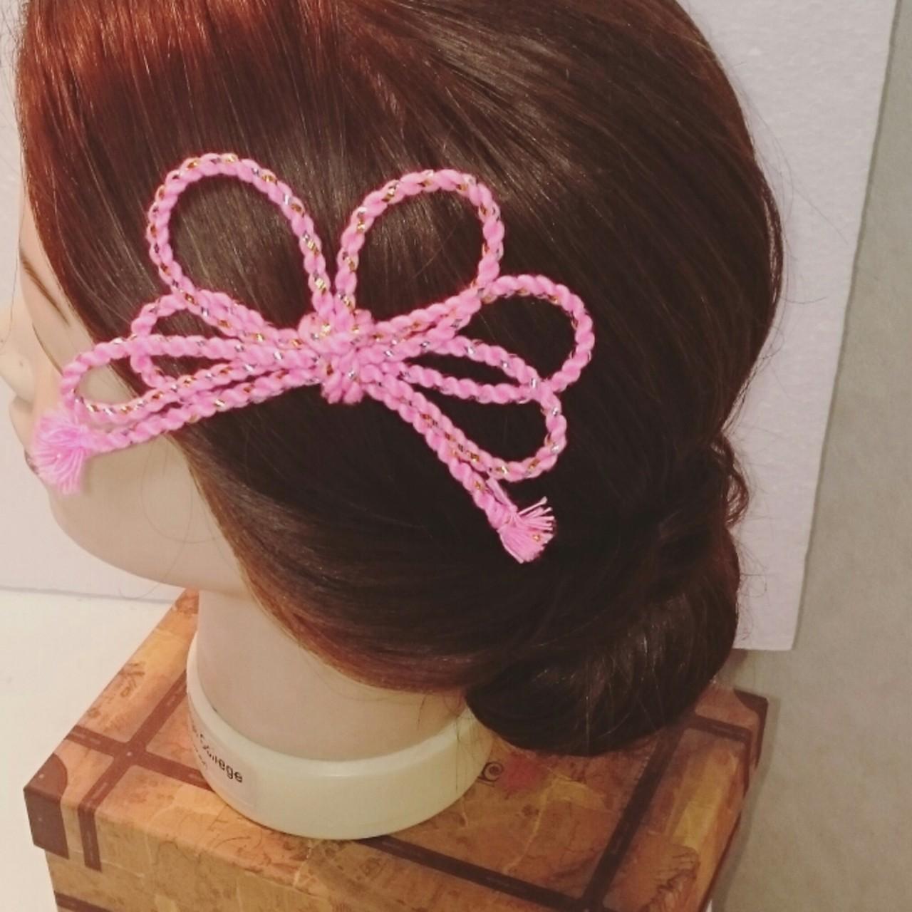 ヘアアレンジ 夜会巻 和装 ブライダル ヘアスタイルや髪型の写真・画像