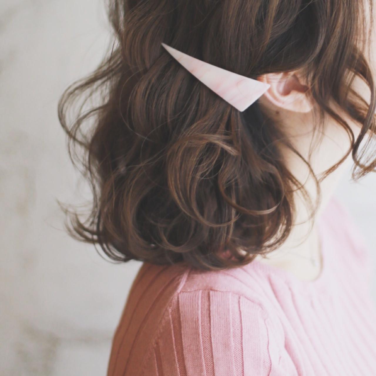 簡単ヘアアレンジ ヘアアレンジ 色気 ショート ヘアスタイルや髪型の写真・画像
