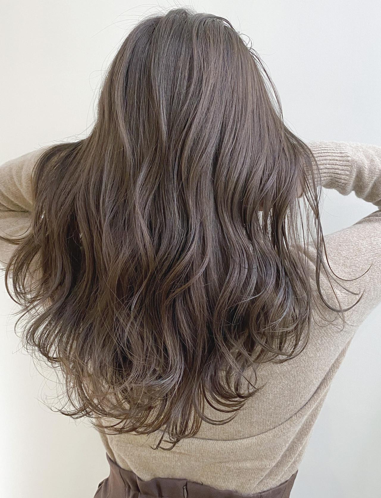 レイヤースタイル 透明感カラー ベージュ ナチュラル ヘアスタイルや髪型の写真・画像   タカトリミキ/ Neolive CiroL. / Neolive CiroL.