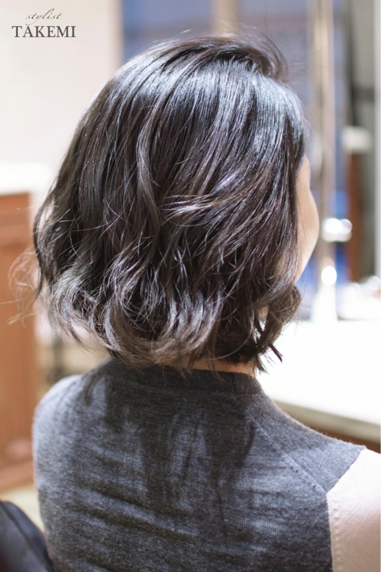 外国人風カラー バレイヤージュ ガーリー ダブルカラー ヘアスタイルや髪型の写真・画像 | TAKEMI / BEBE 表参道