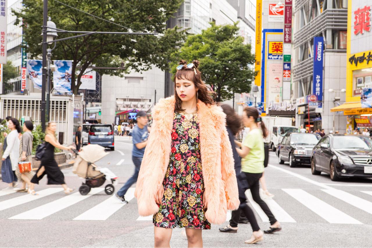 ストリート ウェットヘア ピュア ミディアム ヘアスタイルや髪型の写真・画像 | 鬼塚 雅章 / Euphoria 銀座本店