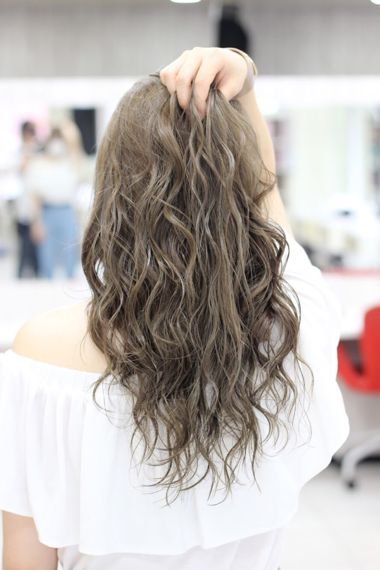 ヘアアレンジ エレガント デート 上品 ヘアスタイルや髪型の写真・画像 | 田崎 正和 / Hair salon Noe