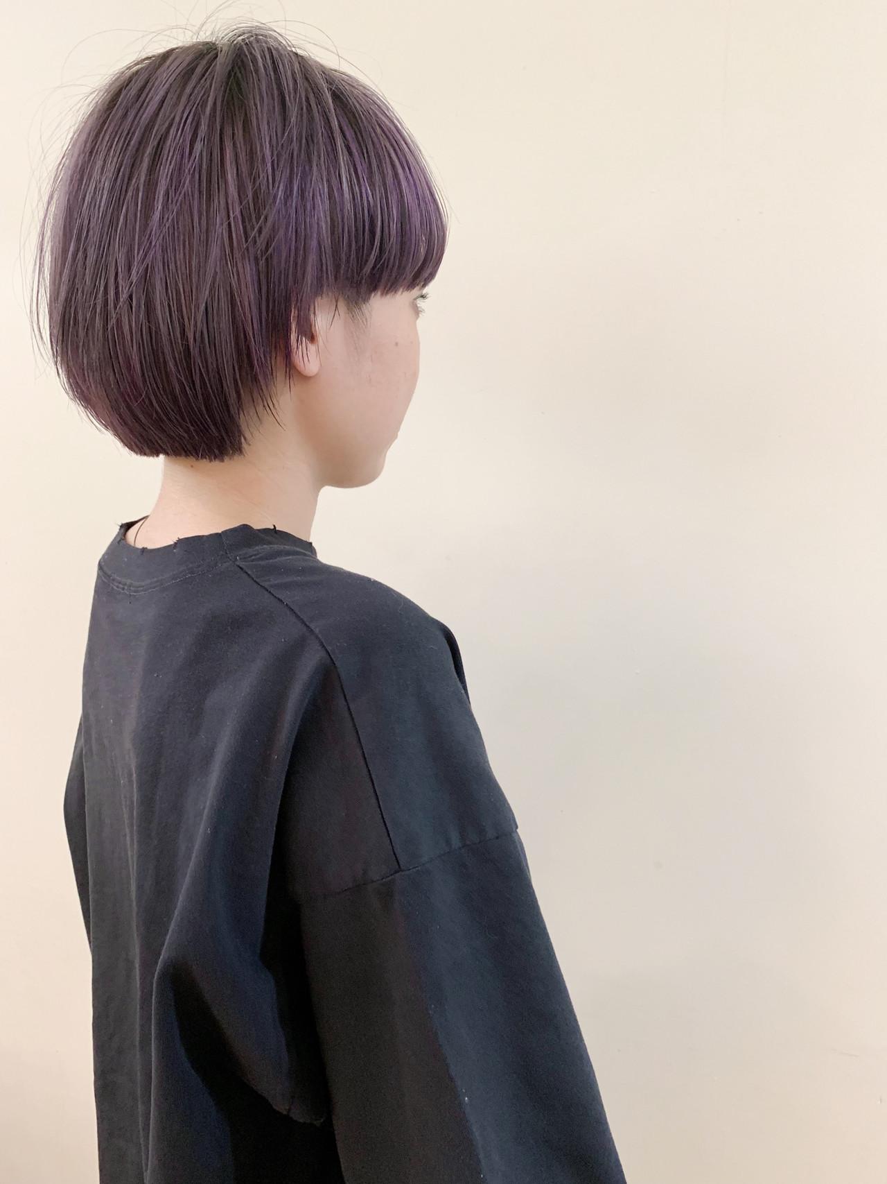 スポーツ ショート デート ナチュラル ヘアスタイルや髪型の写真・画像 | yumiko/sapporoSKNOW / SKNOW