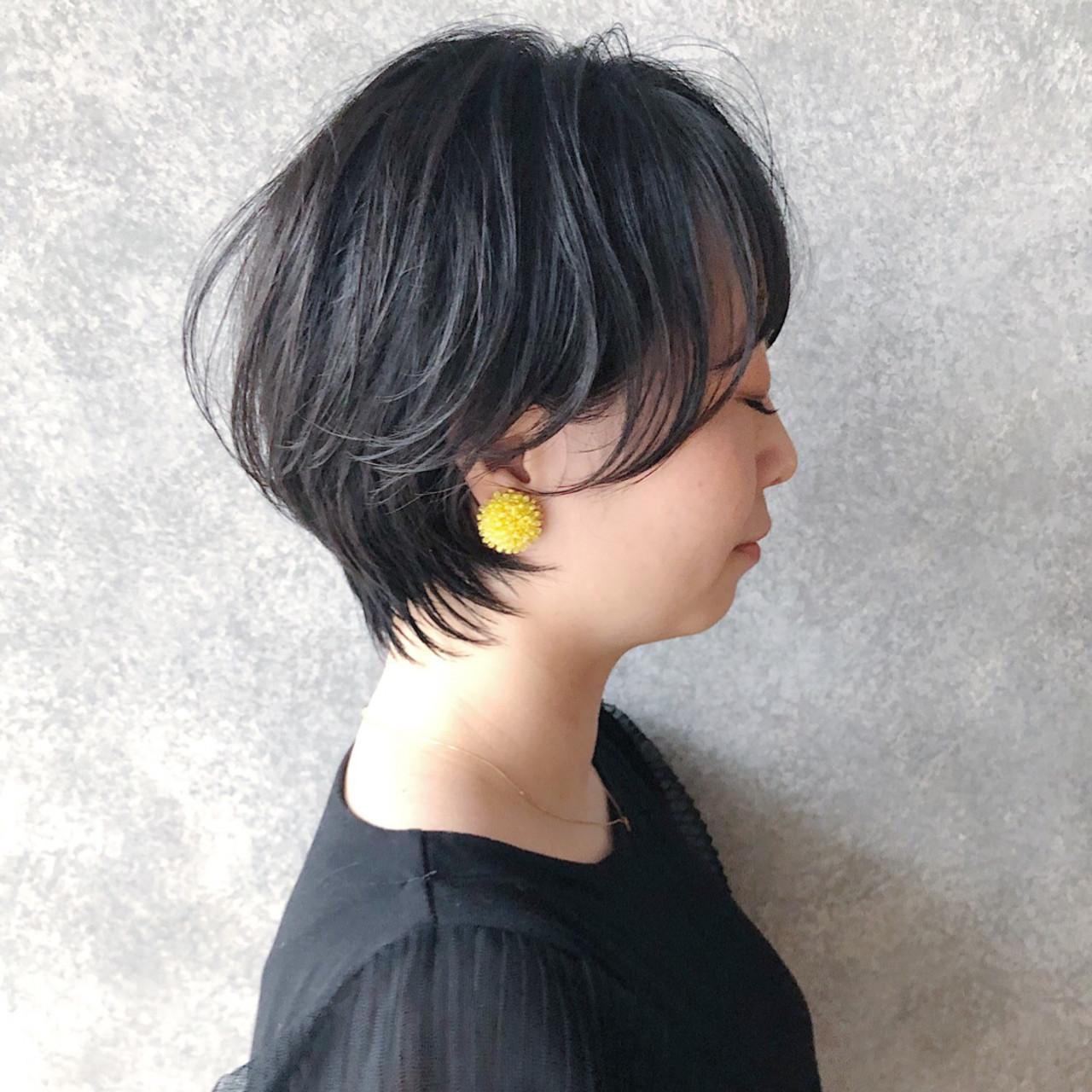 大人かわいい アンニュイほつれヘア 縮毛矯正 ストレート ヘアスタイルや髪型の写真・画像
