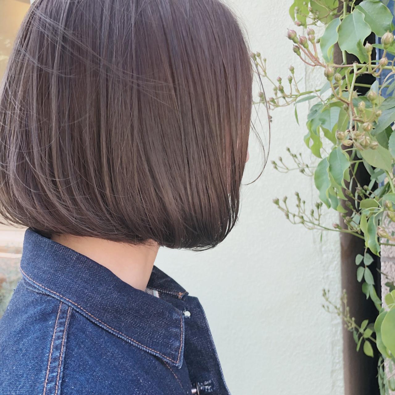 ゆるふわ アンニュイほつれヘア ボブ スポーツ ヘアスタイルや髪型の写真・画像