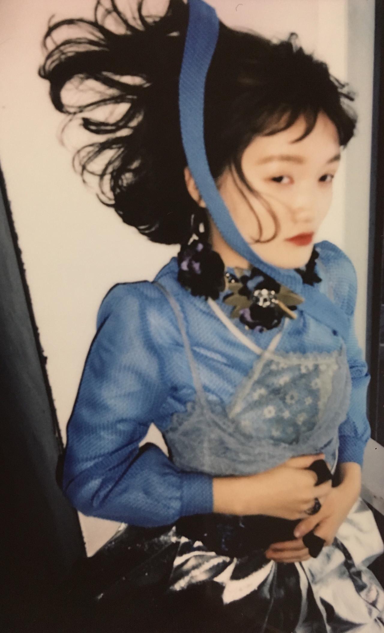 ファッション モード 前下がりボブ お洒落 ヘアスタイルや髪型の写真・画像 | 写真家/美容師 モード アンニュイヘア 芦川海斗 / GOTODAYSHAiRESALON原宿本店