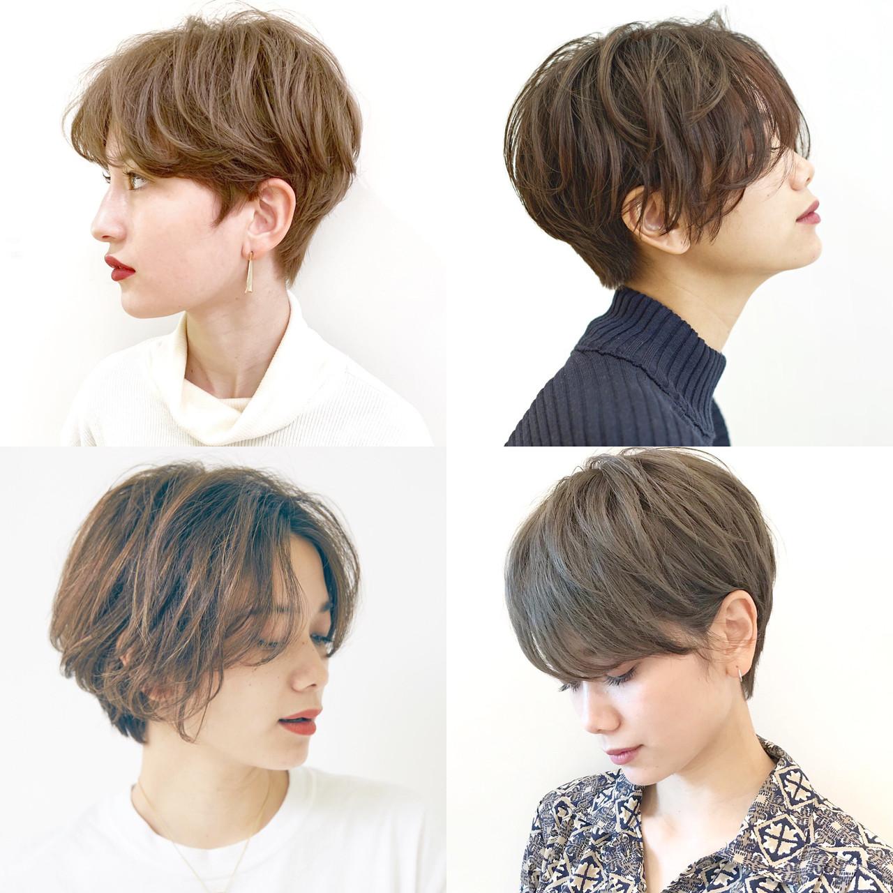 """大人気❗️『#中井ショート 3つのポイント?』 . . . ①『スッキリしてるけど女性らしい✨』 . ショートヘアで髪の毛をスッキリさせたいけど""""ボーイッシュになるのは嫌❗️""""という方は多いです。 . . . 中井ショートは襟足などはスッキリ短くしつつ、前髪や髪の表面は長めに残してカットするのがポイント✂️ . . . そうする事でスッキリしつつも柔らかさや丸みが出て、女性らしいショートヘアになります⭐️ . . . . ②『乾かすだけで形になる✨』 . ショートヘアにする理由で多いのが""""スタイリングを楽にしたい!""""というのが多いです? . . . 骨格や髪質に合わせたカットでドライヤーで髪を乾かすだけで形になるようにします? . . . 毎朝のスタイリングを簡単時短する事が可能です❗️ . . . . ③『骨格が綺麗に見える✨』 . 日本人はハチ張りや絶壁頭の方が多いです? . . . なので、髪の毛全体を短くしてしまうと骨格をカバー出来ません❌ . . . 骨格に合わせて髪の長さを残す部分と短くする部分の見極めが大切です✂️ . . . 骨格をカバーしつつ丸く綺麗なシルエットをカットで作ります✂︎ . . . ✅ショートヘアで失敗したくない. ✅スタイリングを簡単にしたい(まとまり良く、広がりにくい). ✅女性らしいショートヘアにしたい. ✅骨格をカバーしたい(絶壁、ハチ張り). ✅360度どこから見ても綺麗なシルエットが良い. ✅似合うショートヘアがわからない. ✅他のサロンでショートヘア失敗された. . 等という方は 『 #美容師ナカイヒロキ にお任せ下さい❗️』 . . . 『9割以上のお客様がショートヘア✂️』 . 僕の担当しているお客様の9割以上がショートヘア〜ボブスタイル? . . . 特に20〜30代の女性のお客様が多いです? . . . 初めてショートヘアにする方などは『絶対に失敗出来ないから!』と言って、わざわざ遠くから武蔵小杉まで来て頂く事も多いです? . . . 最近はインスタを、見てご来店される方がとても増えてます❗️ . . . そんな状況を本当に嬉しく思っていて、期待に応えられる様に1人ひとりと真剣に向き合ってカットしてます✂️ . . . 僕の作ったショートヘアはこちらをご覧下さい 【 #中井ショート 】 . . . . 【美容師歴7年】. . 同世代では1番早い、1年8ヶ月でスタイリストデビュー後、ショートヘアに特化してきました✂️ . . . ショートヘアに拘りを持ち続けた結果、新規指名数&ショートヘアのオーダー率は全店No.1❗️ . . . 360度どこから見ても、丸みのある綺麗なショートヘアが得意です✨ . . . ショートヘアは正面だけではなく、サイドや後ろ姿も大切だと思います❗️ . . . . 『✂️実績✂️』 . 『TOKYO BEAUTY CONGRESS 2015』 審査員賞. 『TOKYO BEAUTY CONGRESS 2015』 ジャーナル賞. 『TOKYO BEAUTY CONGRESS 2016』準グランプリ. 『TOKYO BEAUTY CONGRESS 2016』 審査員賞. 『HAIR COLOR LIVE CONTEST 2017』 優秀賞. 『 hoyu×ar カラコレ'16 ar賞』. 『 hoyu×ar カラコレ'17 いいね賞』 . その他、社内外で多数受賞❗️ . . . サロンでお客様の髪をカットしているのが1番好きですが、全国の美容師同士がテクニックやデザインを競い合うヘアコンテストもワクワクするので好きです? . . . コンテストで競い合った、テクニックや拘りが今の自分のベースになっています❗️ . . . . 『✨ご予約方法はこちら✨』. . 『?WEB予約の場合?』. プロフィールのURLから24時間好きな時にWEB予約が出来ます?. . ホットペッパー等には掲載していないので、WEB予約は公式HPからのみ可能です? . . . 『☎️電話予約の場合☎️』. プロフィール欄の""""電話する""""ボタンを押して頂くか、☎︎044-863-9808までお願い致します✨ . 予約専門のレセプションがご対応させて頂きます?♀️ ※WEB予約が埋まっている場合でも、電話をして頂ければ予約が取れる事があります。 . . . カット6600円. . カラー(一色染め)9100円〜. . カラー(ハイライト)6100円〜. ※カラーはヘアカラー専門のカラーリストが担当致します。. . . . 『✂︎kakimotoarms武蔵小杉店✂︎ 』 . . 神奈川県川崎市中原区新丸子東3-1302. ららテラス 武蔵小杉4F. (東横線武蔵小杉駅南口2より直結)."""