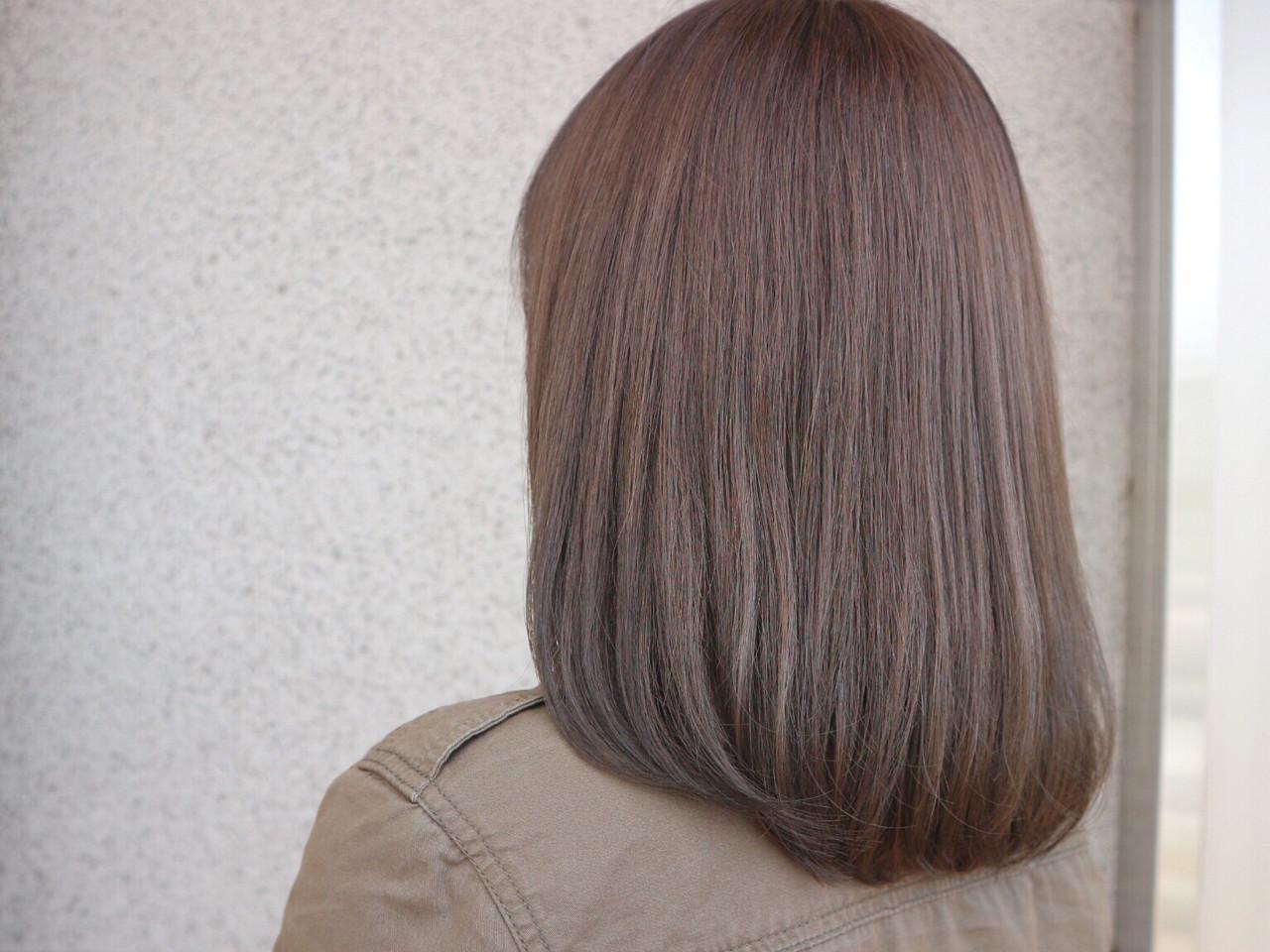 モード 色気 アッシュ 透明感 ヘアスタイルや髪型の写真・画像