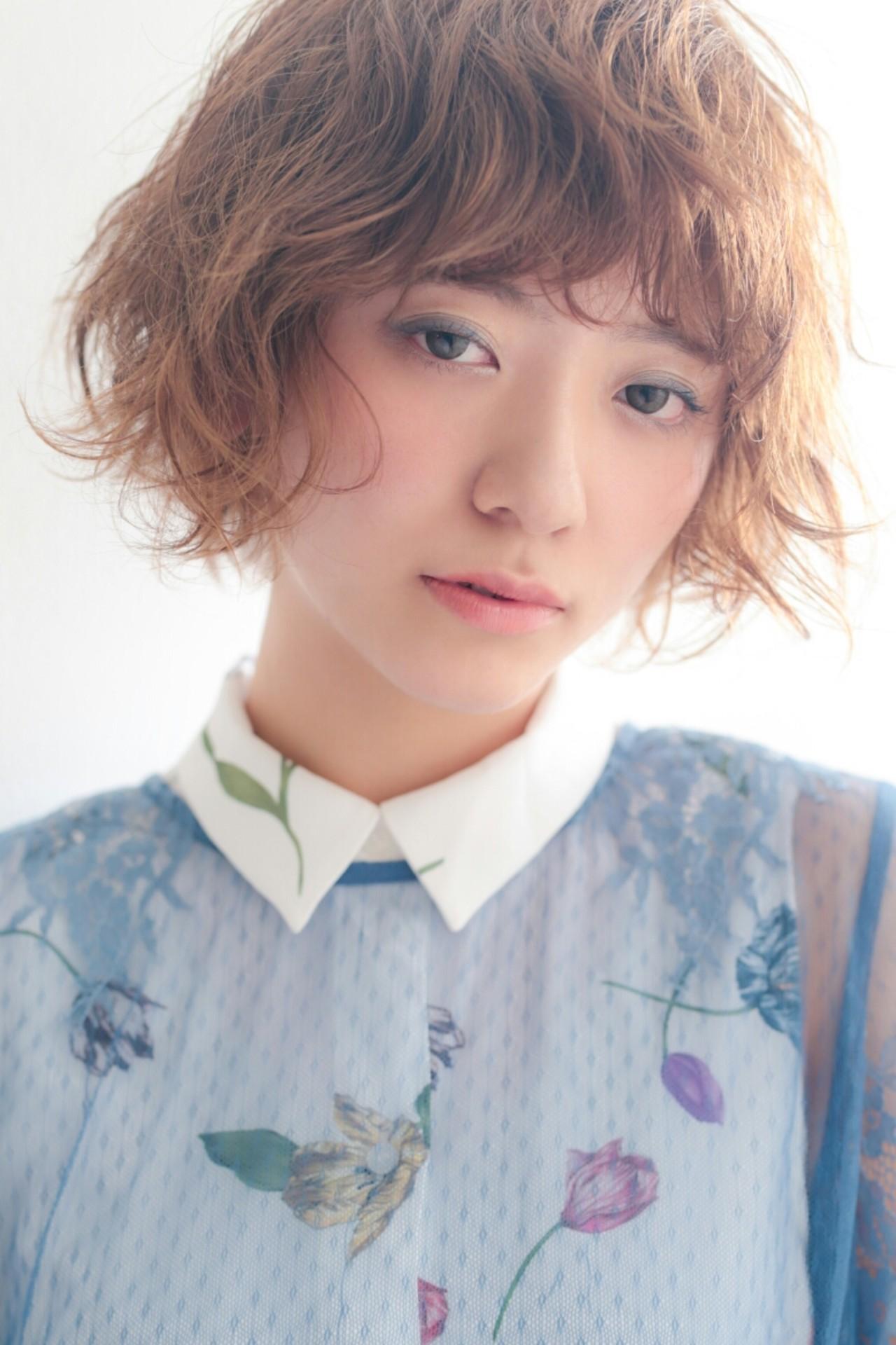 大人女子 アッシュ ゆるふわ ナチュラル ヘアスタイルや髪型の写真・画像 | Yukie Horiuchi / スパイスアヴェダ