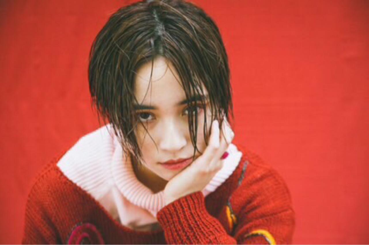 YOIKU hairmake : sano akiko photo : wagai masanobu