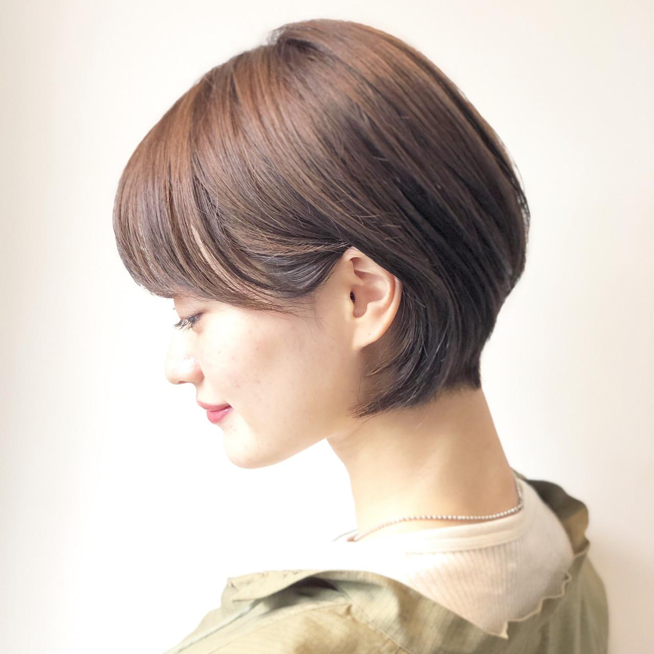 ゆるふわ ヘアアレンジ デート ショート ヘアスタイルや髪型の写真・画像