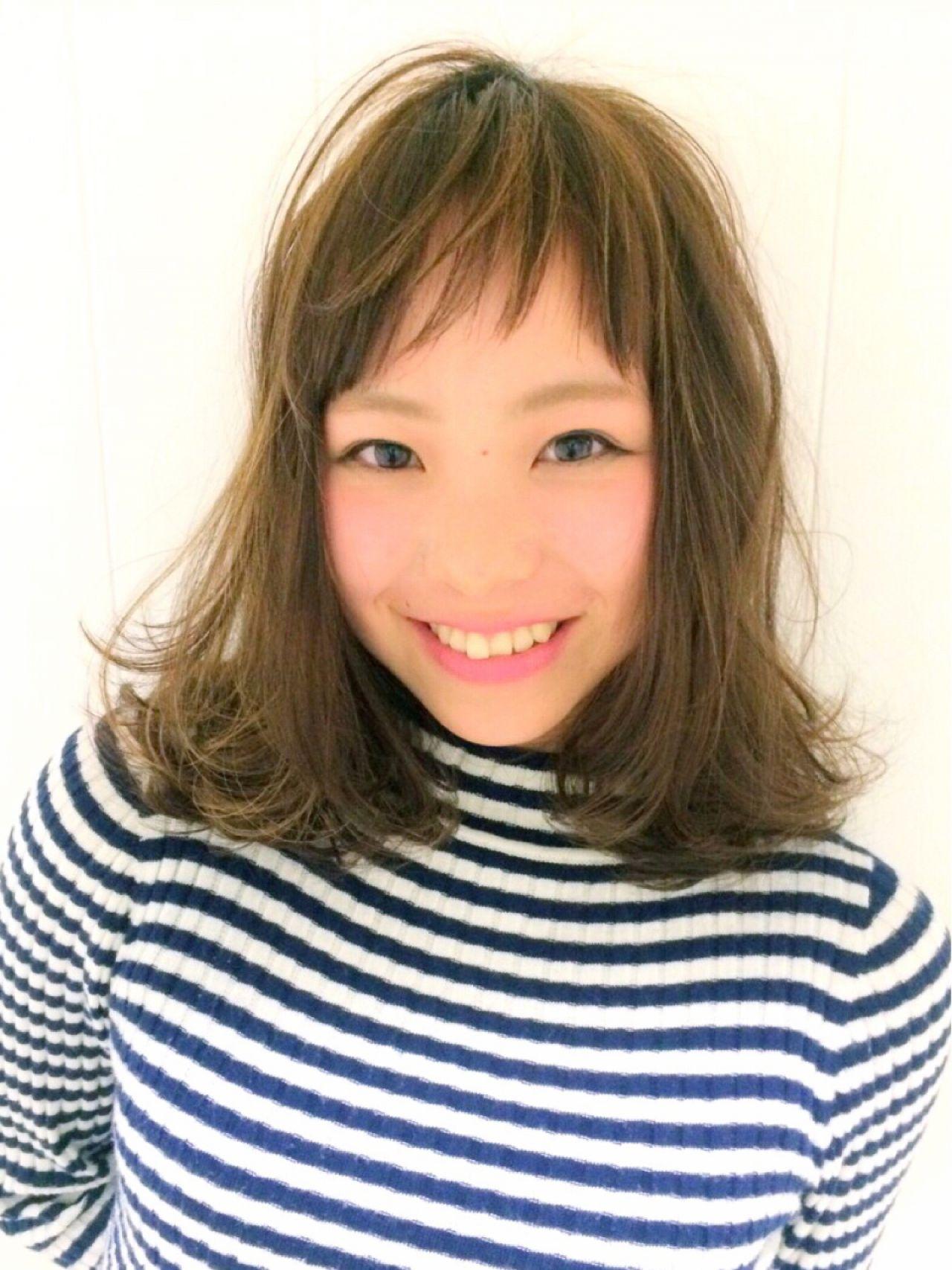 アシメな髪型トレンドカタログ2017♡セルフカット・アレンジ技も伝授♪ きたけん/ 'AXIS D.H.A