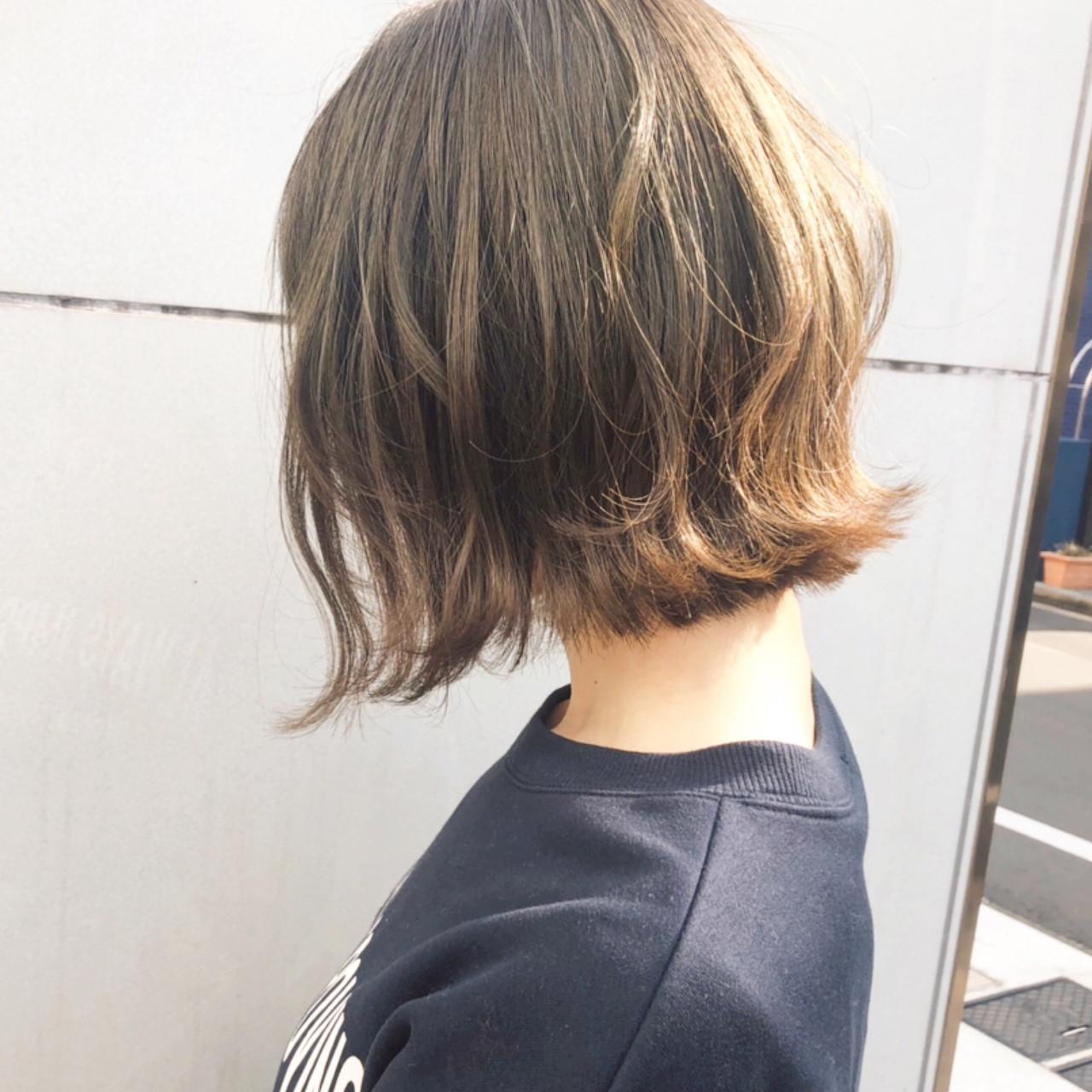 切りっぱなし アンニュイほつれヘア デート ナチュラル ヘアスタイルや髪型の写真・画像
